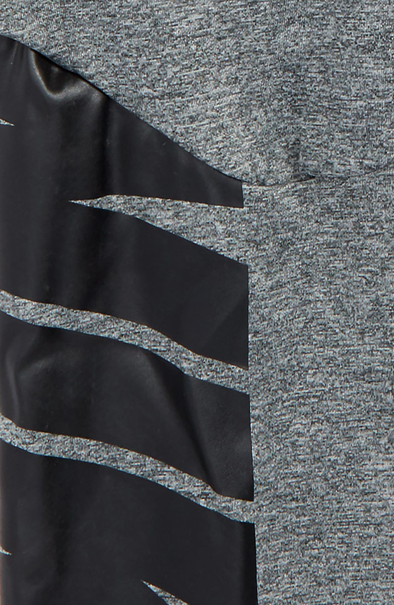 Alternate Image 2  - Nike Therma-FIT GFX Fleece Jogger Pants (Little Boys & Big Boys)