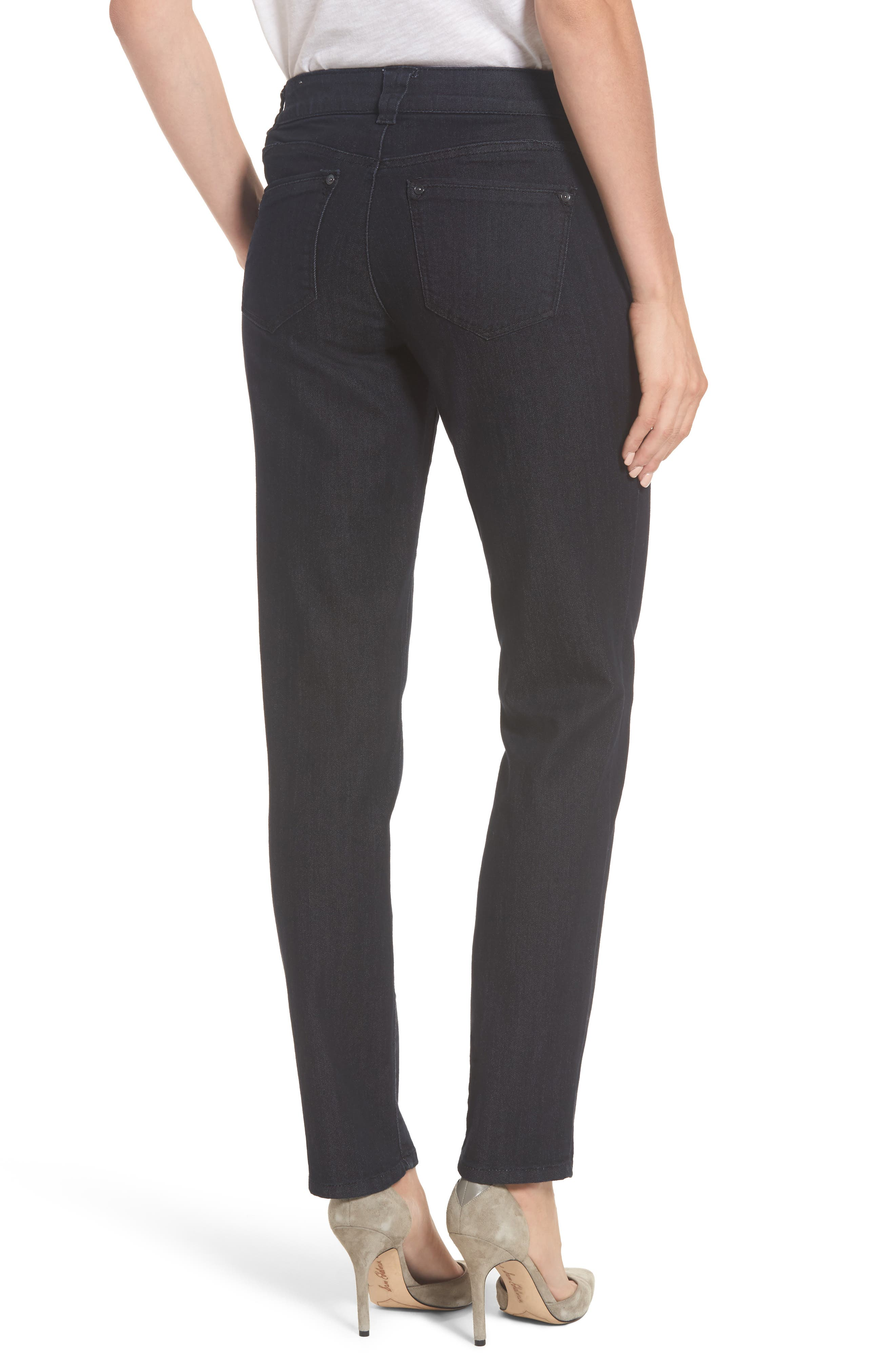 Alternate Image 2  - Wit & Wisdom Ab-solution Straight Leg Jeans (Regular & Petite) (Nordstrom Exclusive)