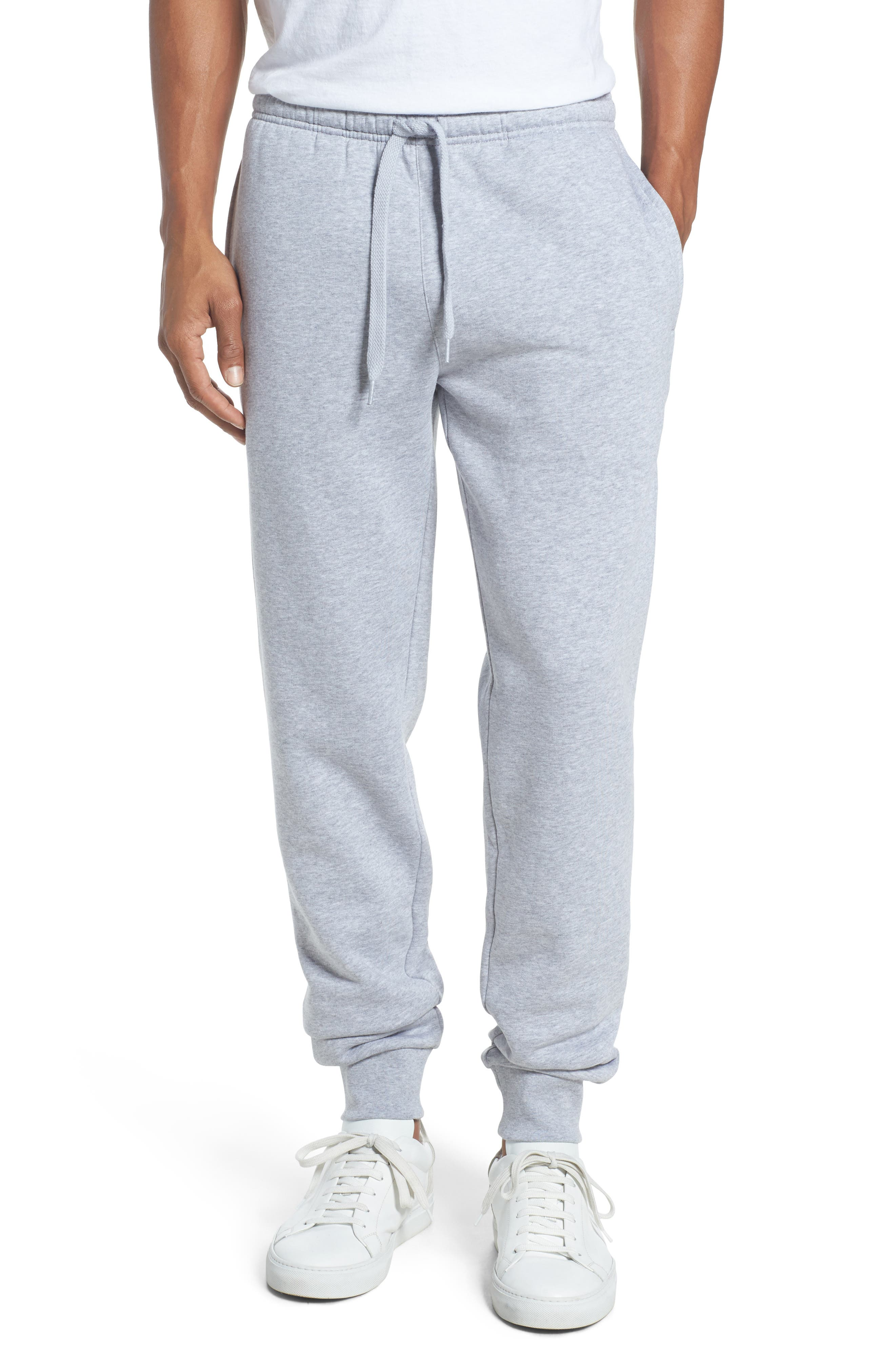 Sport Track Pants,                         Main,                         color, Silver Chine