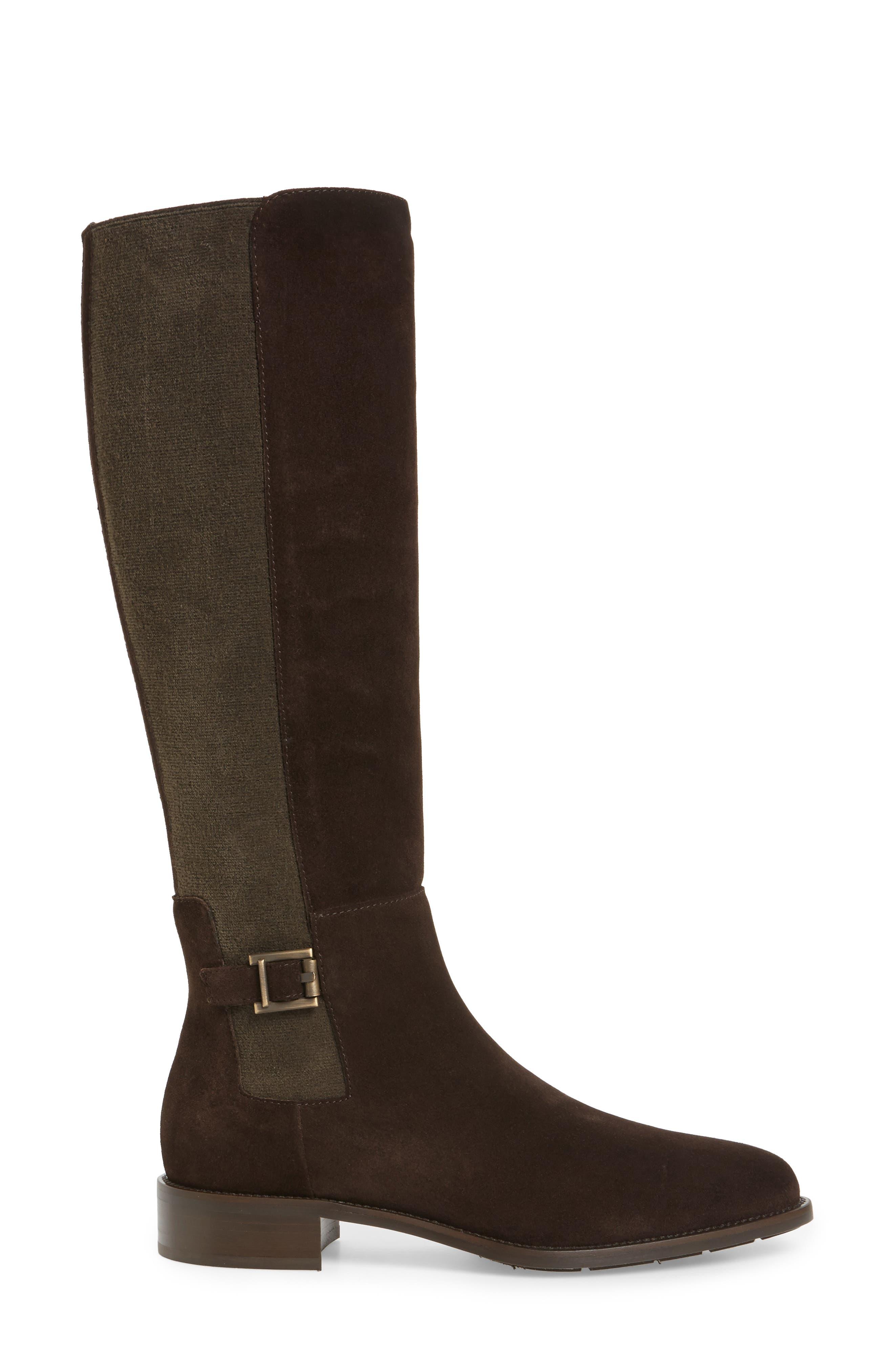 Alternate Image 3  - Aquatalia Noella Weatherproof Tall Boot (Women)
