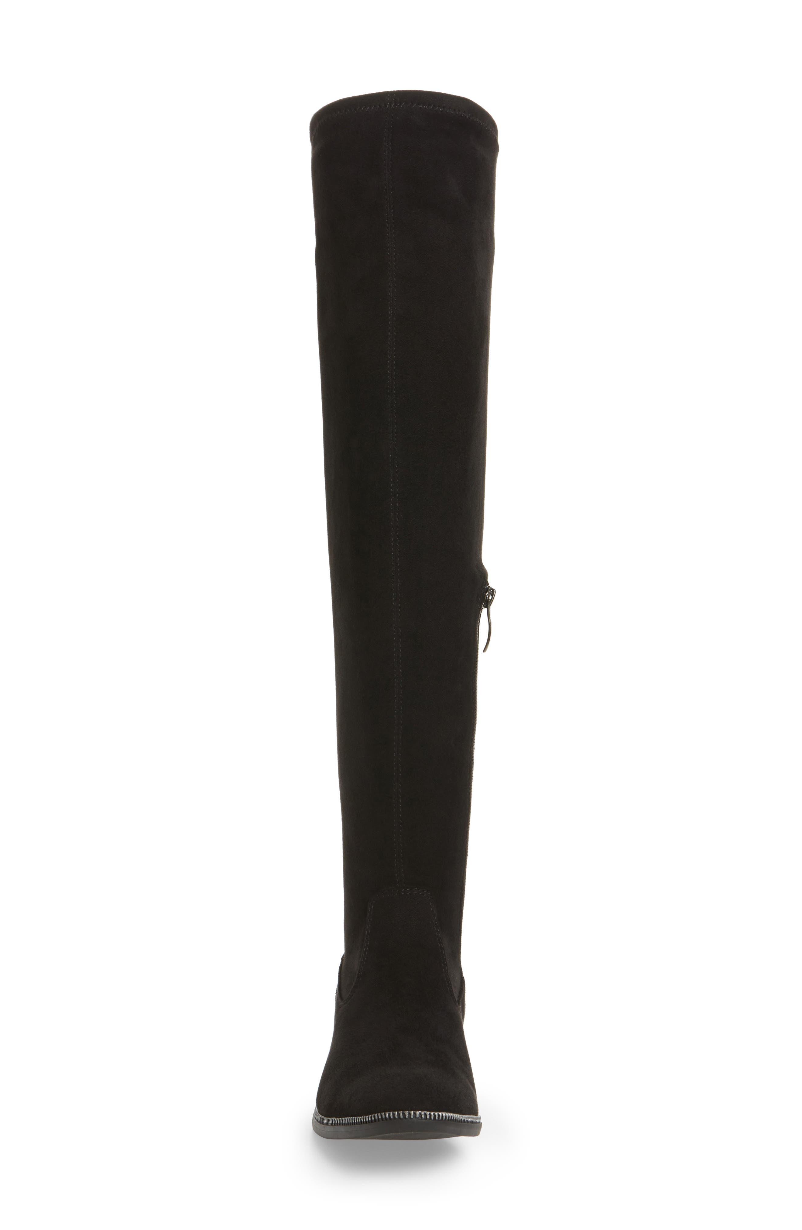 Alternate Image 4  - Tamaris Phanie Over the Knee Stretch Boot (Women)