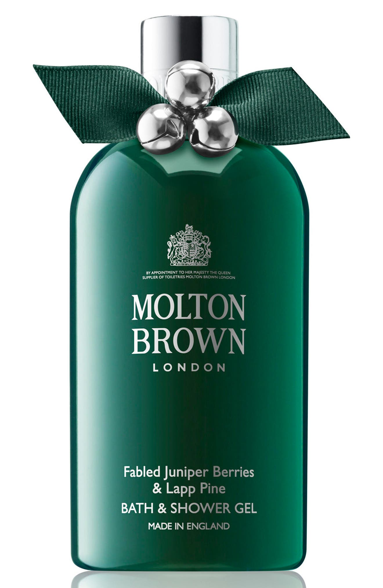 MOLTON BROWN London Fabled Juniper Berries & Lapp Pine Fine Liquid Body Wash (Limited Edition)