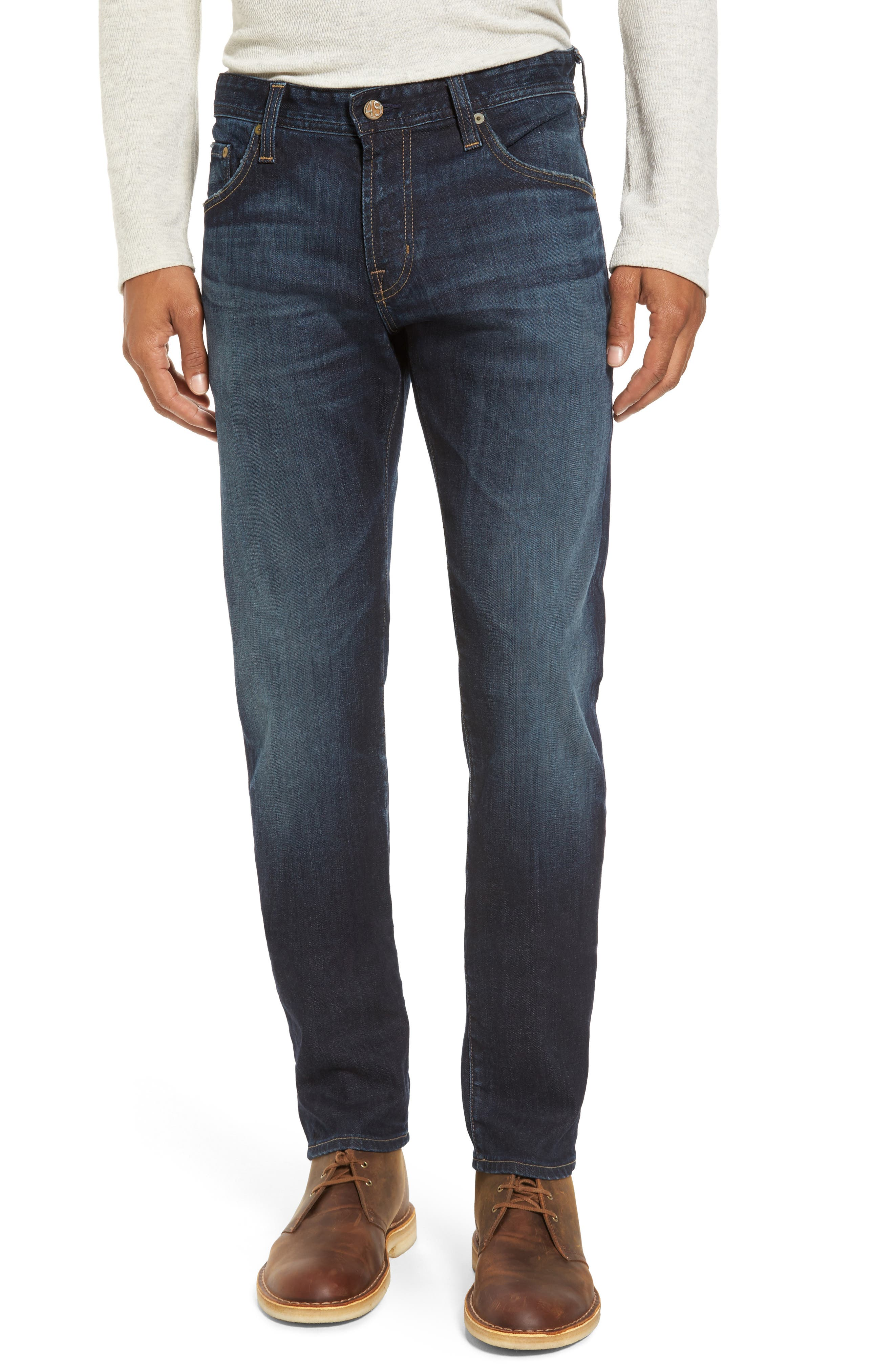 AG Tellis Modern Slim Fit Jeans (5 Years Chosen)