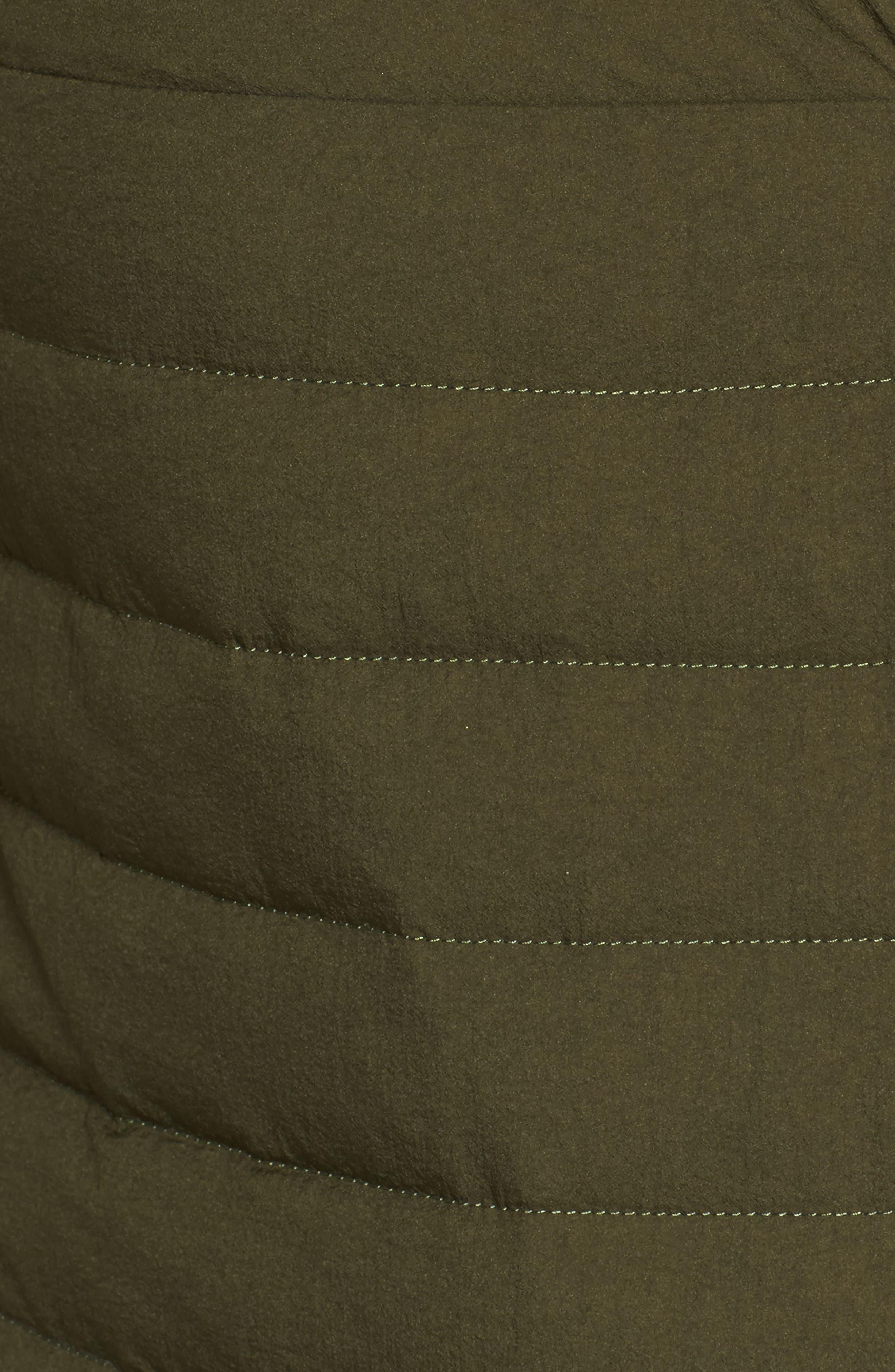 Alternate Image 5  - Trina Turk Edith Hooded Long Coat
