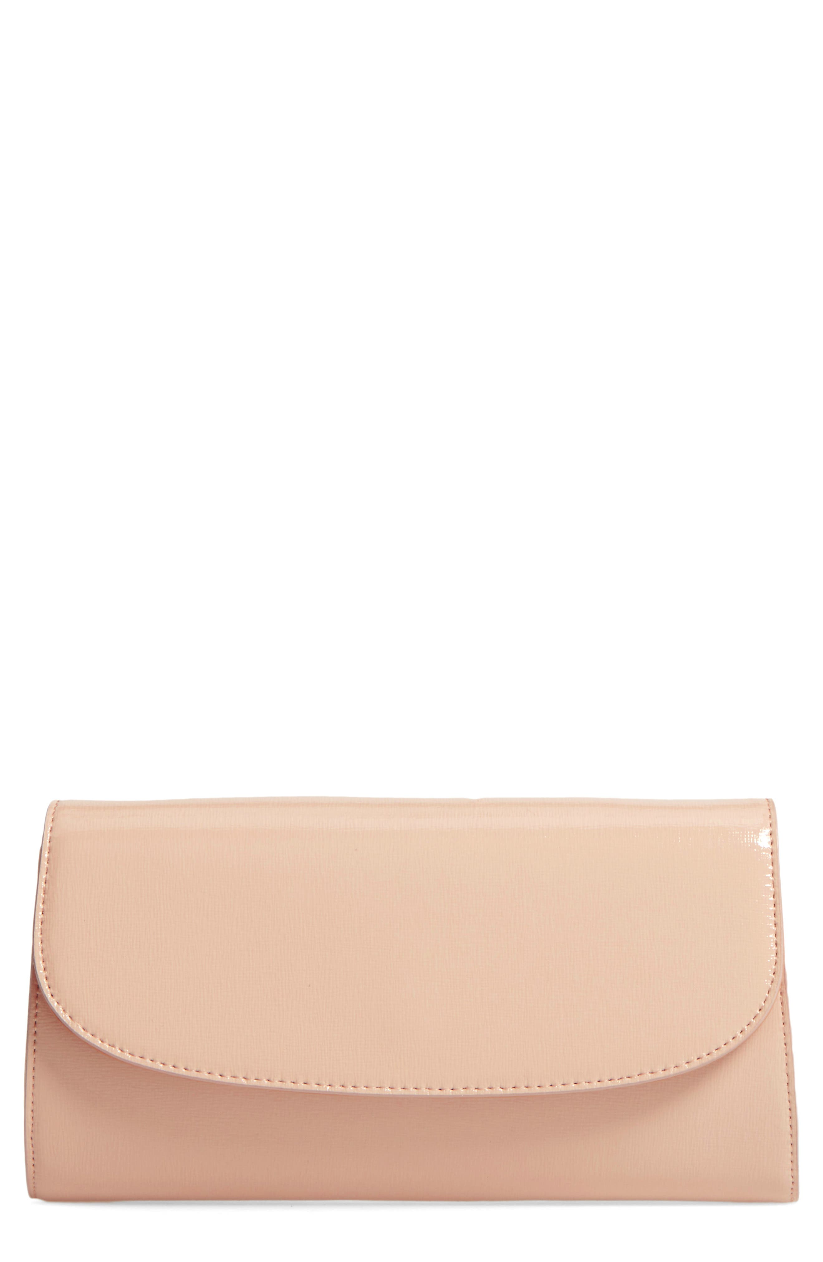 Nordstrom Leather Clutch