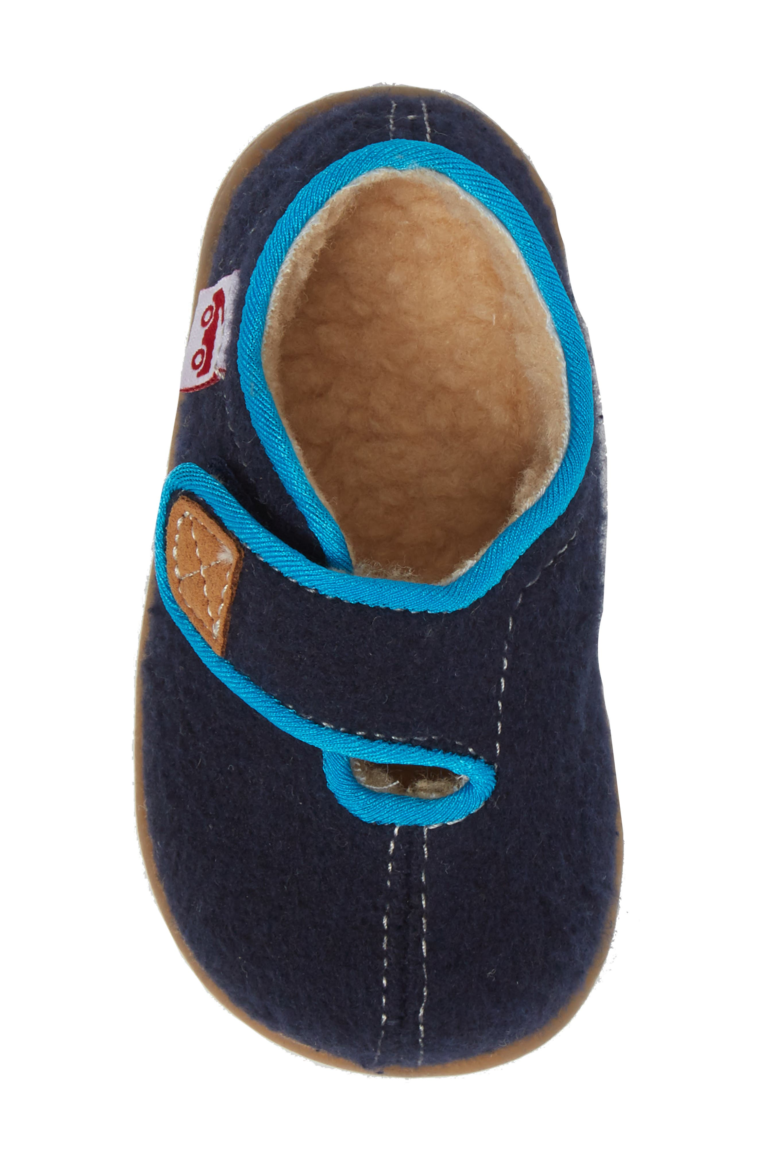 Cruz Slipper,                             Alternate thumbnail 5, color,                             Navy