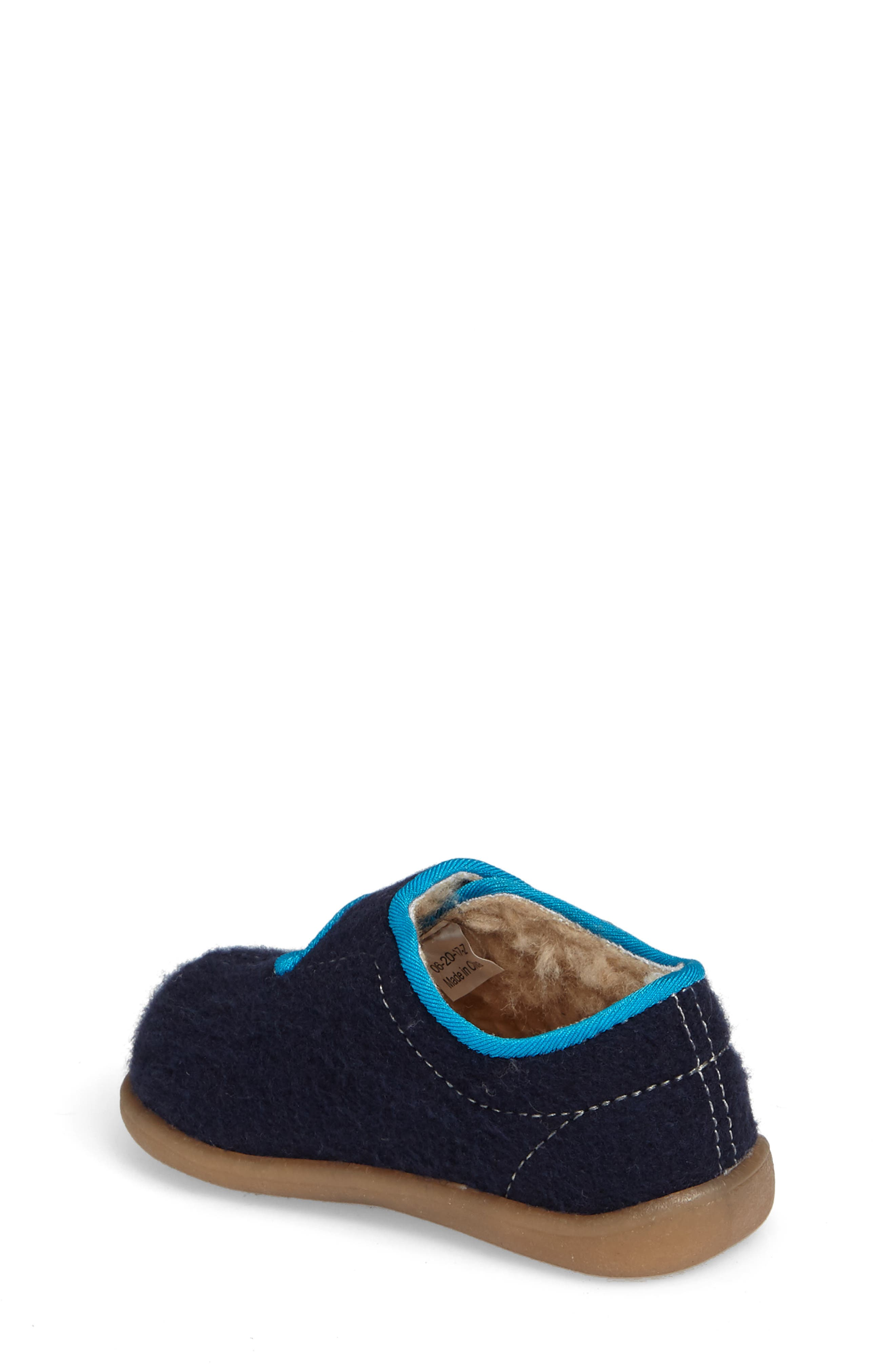 Cruz Slipper,                             Alternate thumbnail 2, color,                             Navy