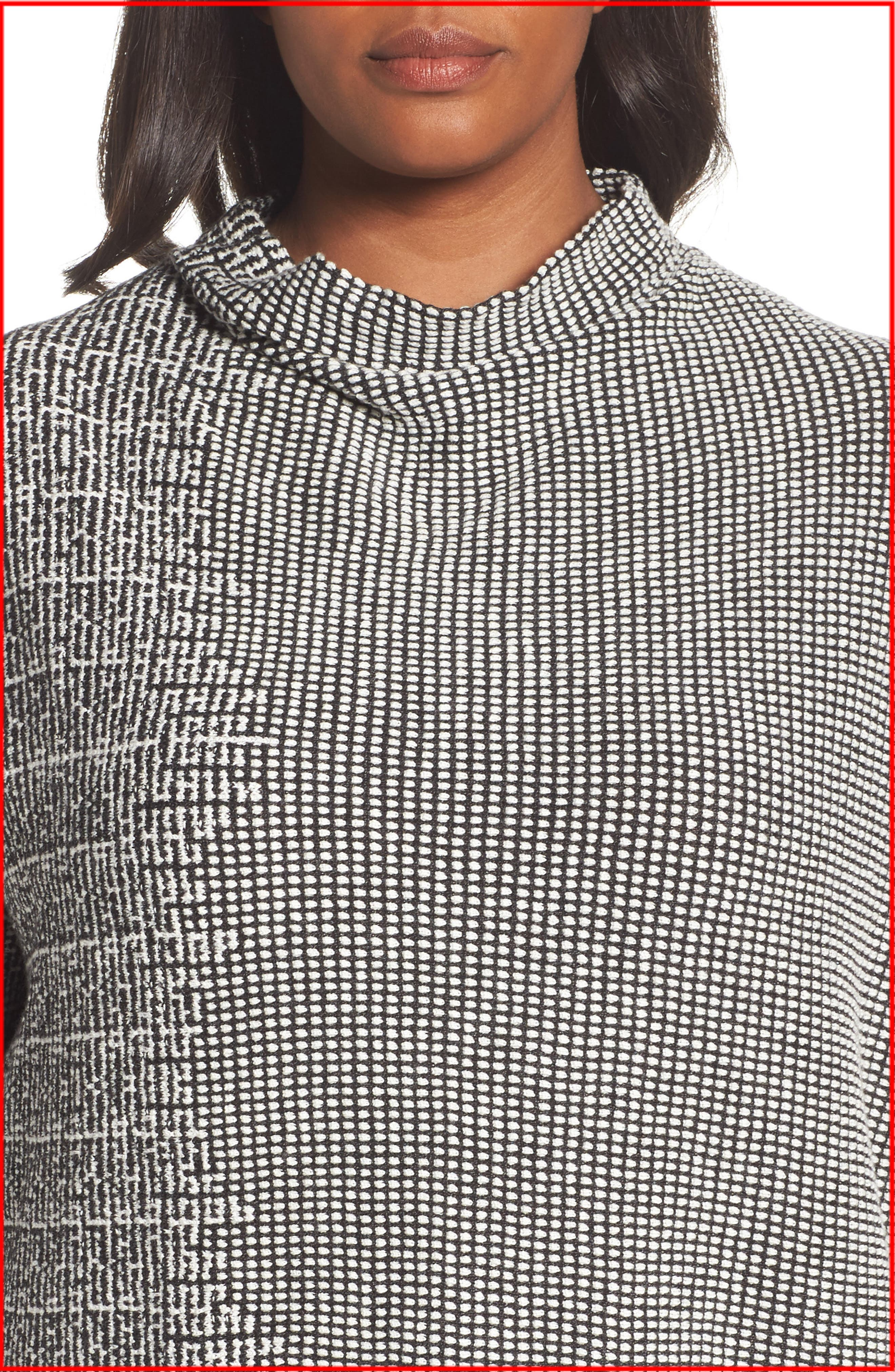 Alternate Image 5  - NIC+ZOE Frosted Fall Sweater (Plus Size)