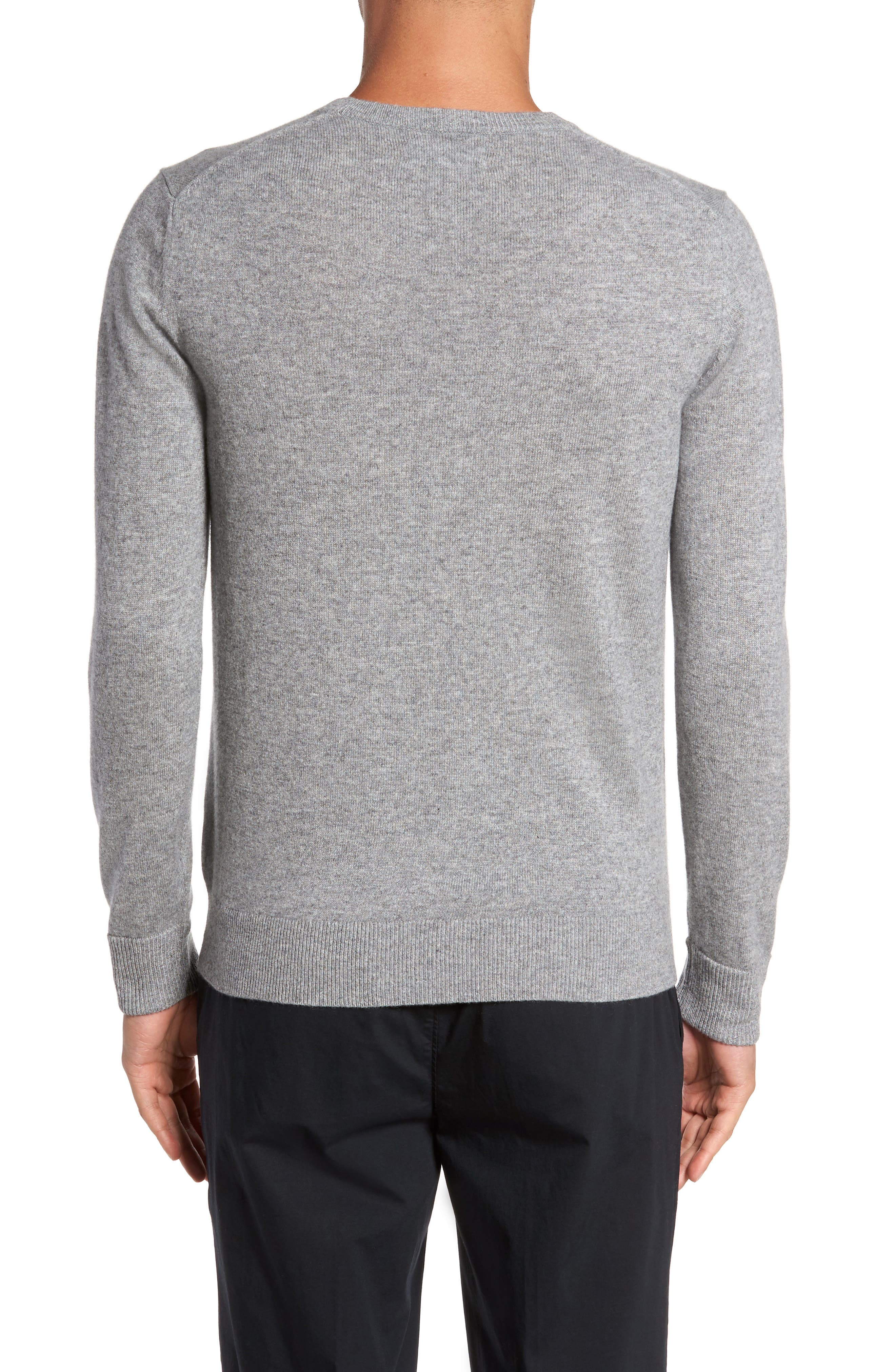 Alternate Image 2  - Everlane The Cashmere Crew Sweater