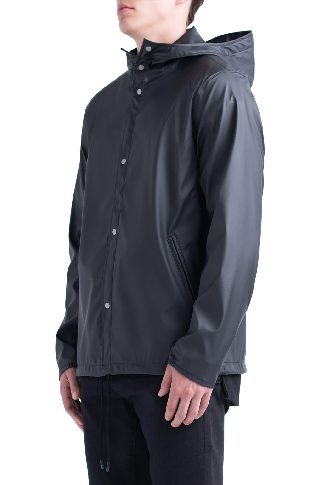 Alternate Image 4  - Herschel Supply Co. Forecast Hooded Coaches Jacket
