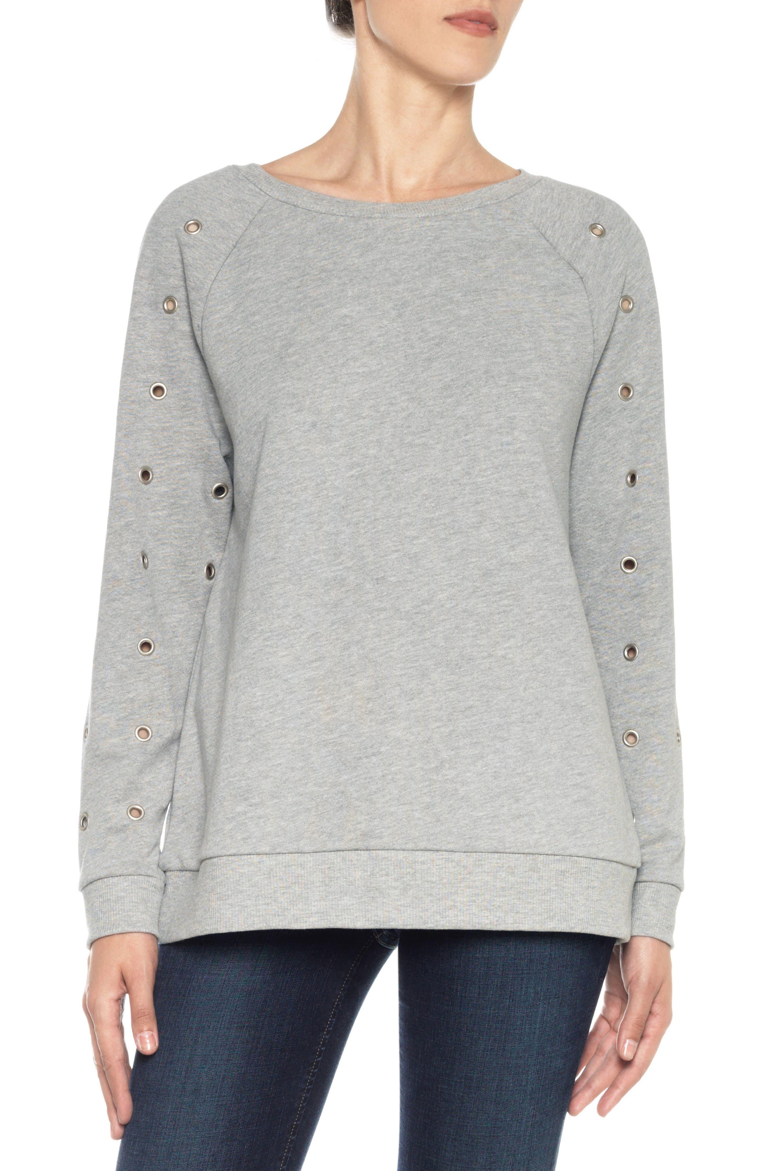 Joe's Izzy Grommet Sweatshirt