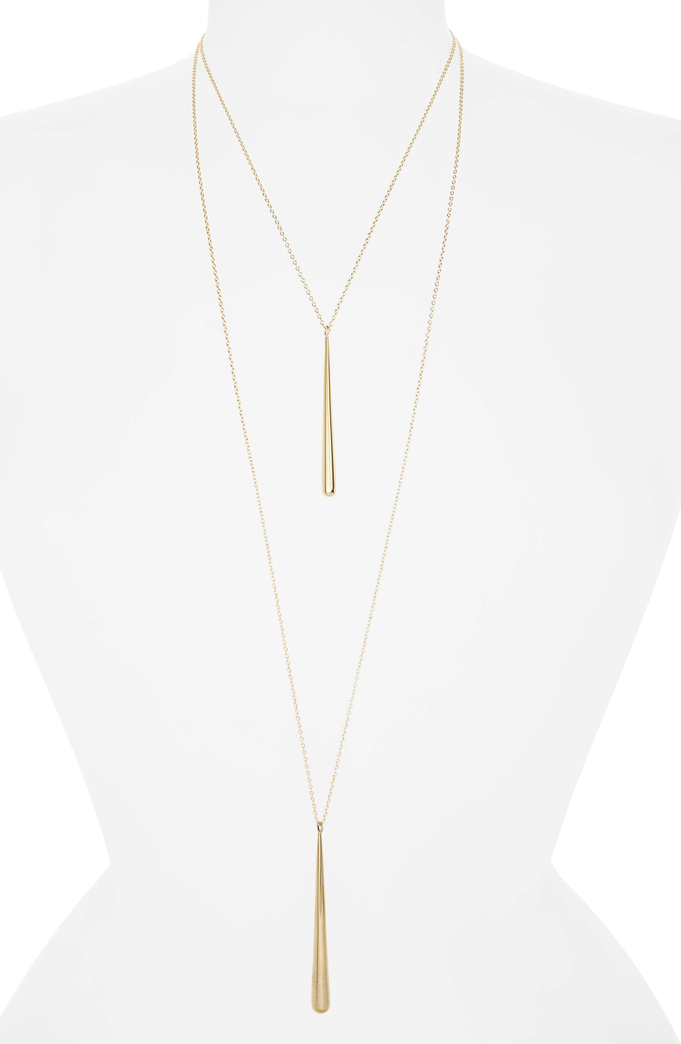 Soko Pia Pendant Necklace