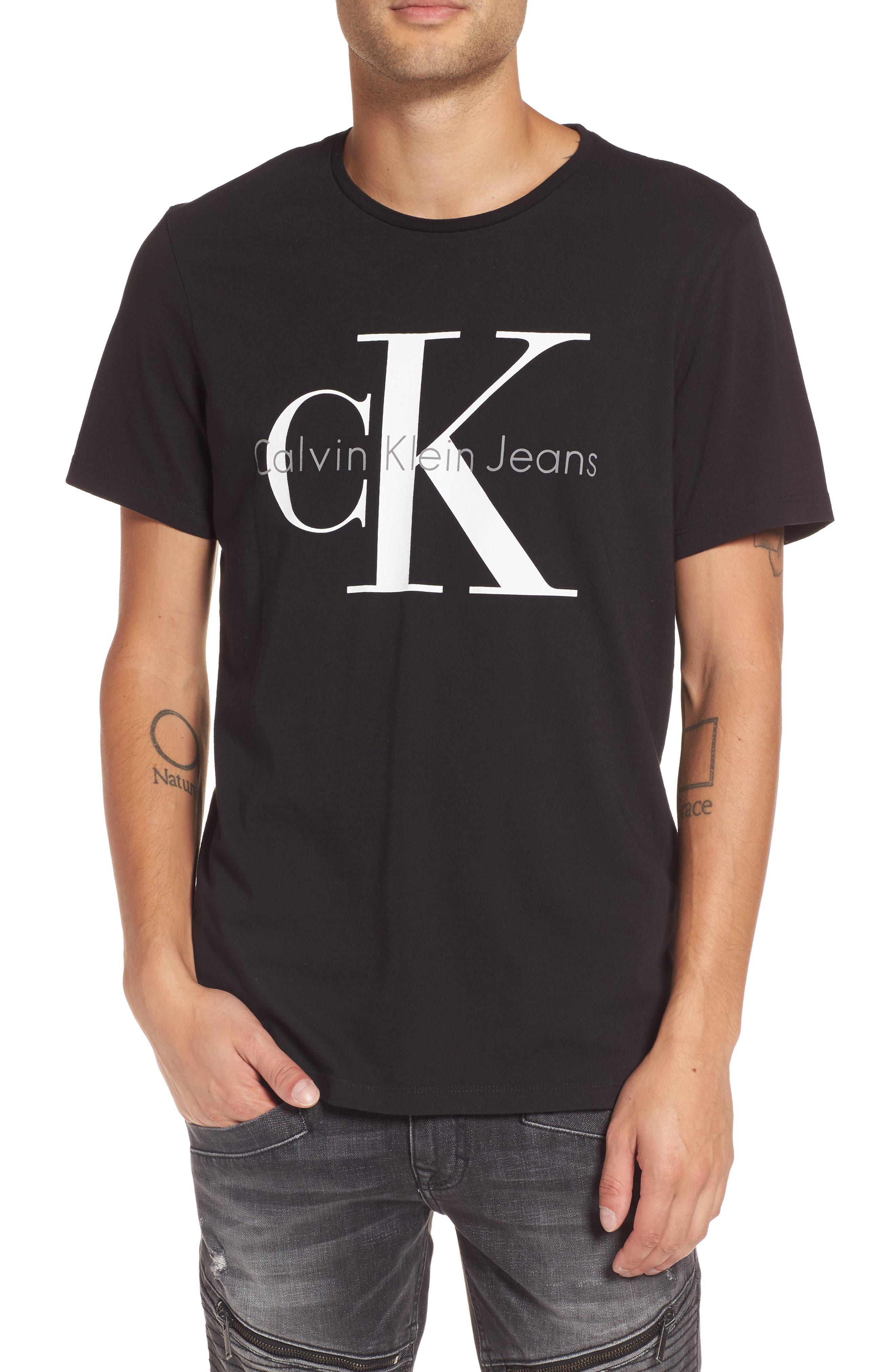 Reissue T-Shirt,                         Main,                         color, Black