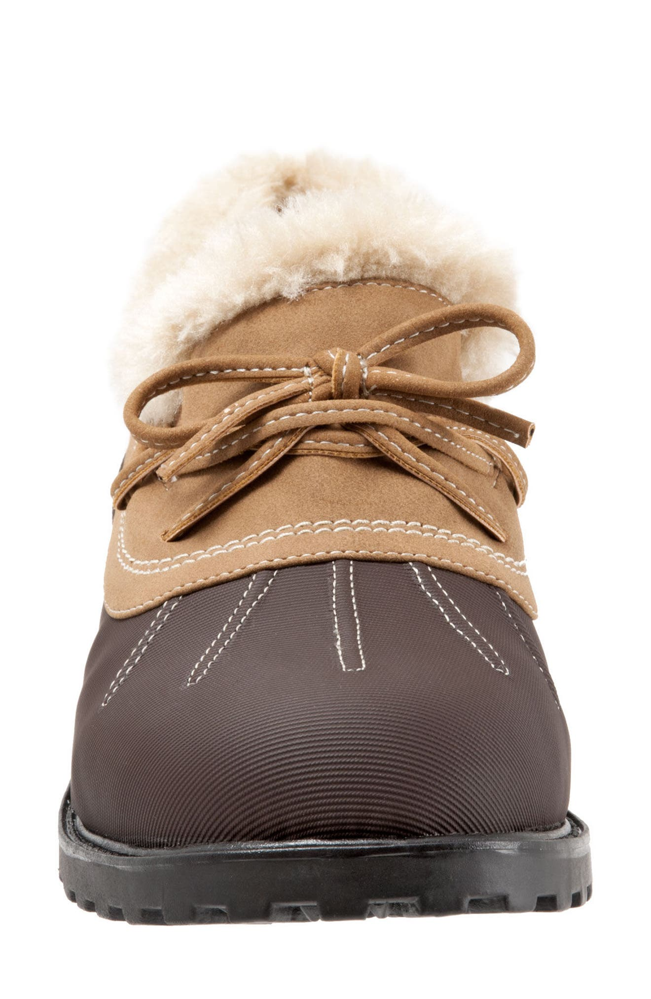Alternate Image 4  - Trotters Brrr Waterproof Bootie (Women)