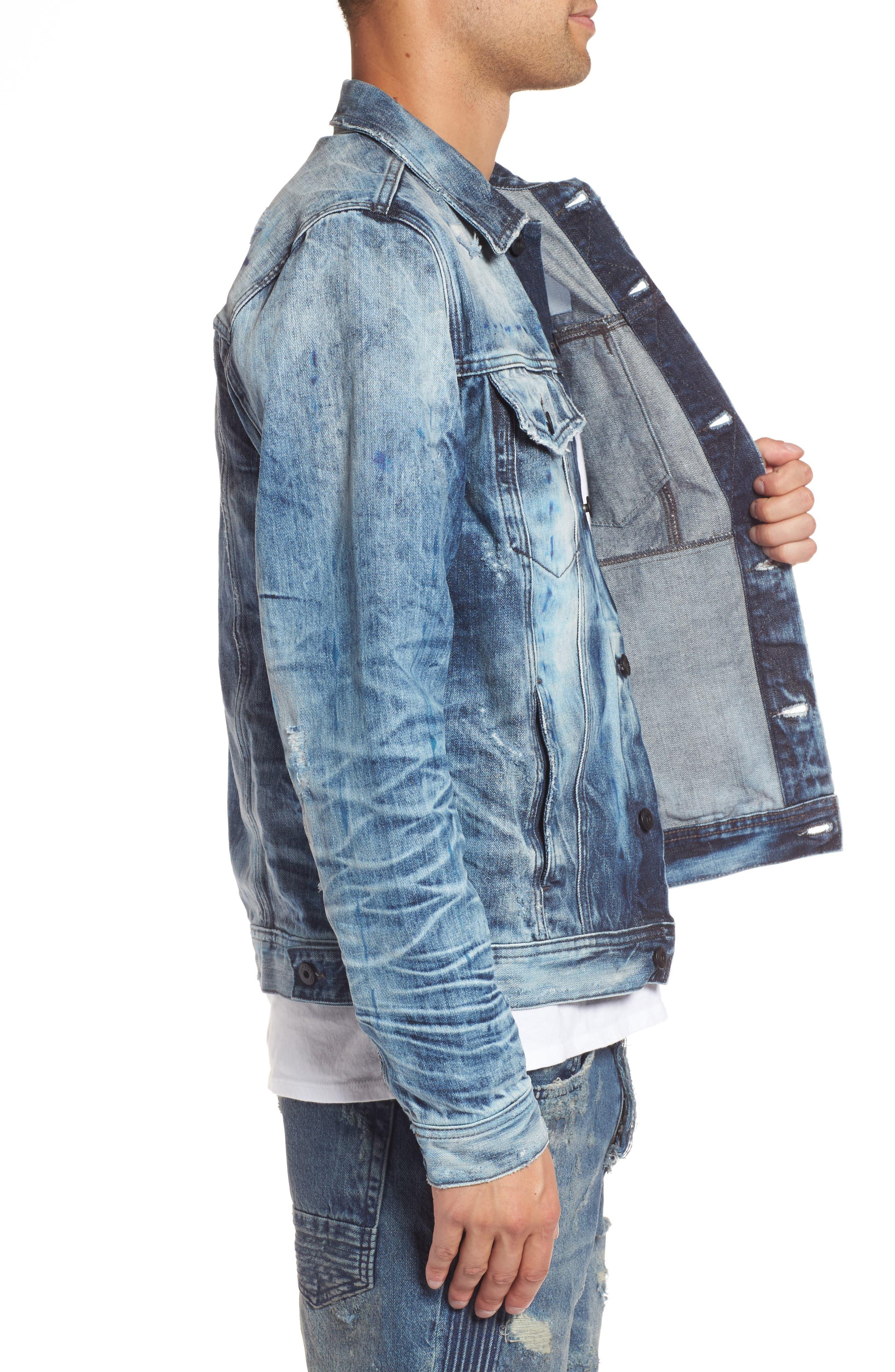 Alternate Image 3  - PRPS Denim Jacket
