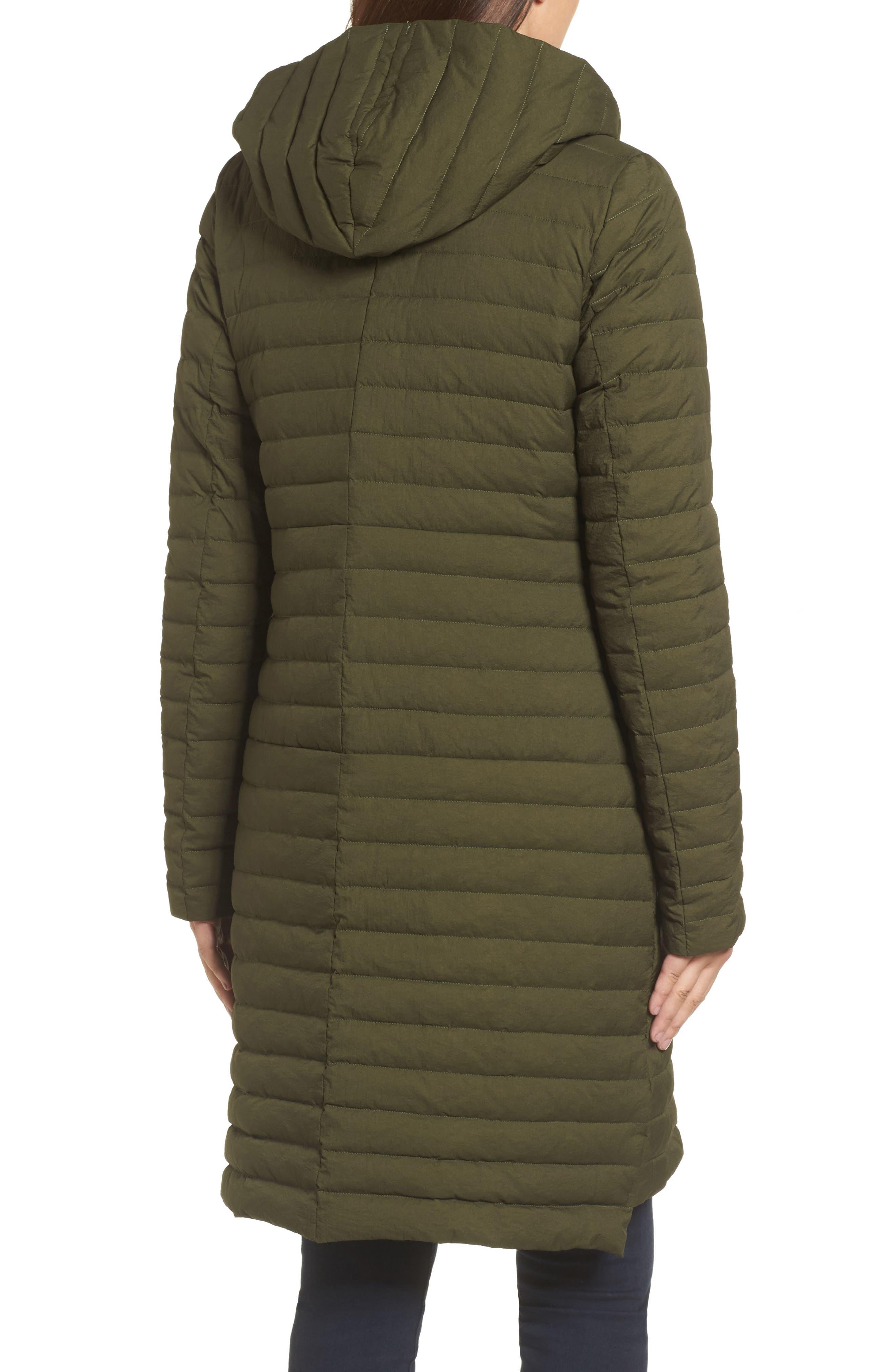 Alternate Image 2  - Trina Turk Edith Hooded Long Coat
