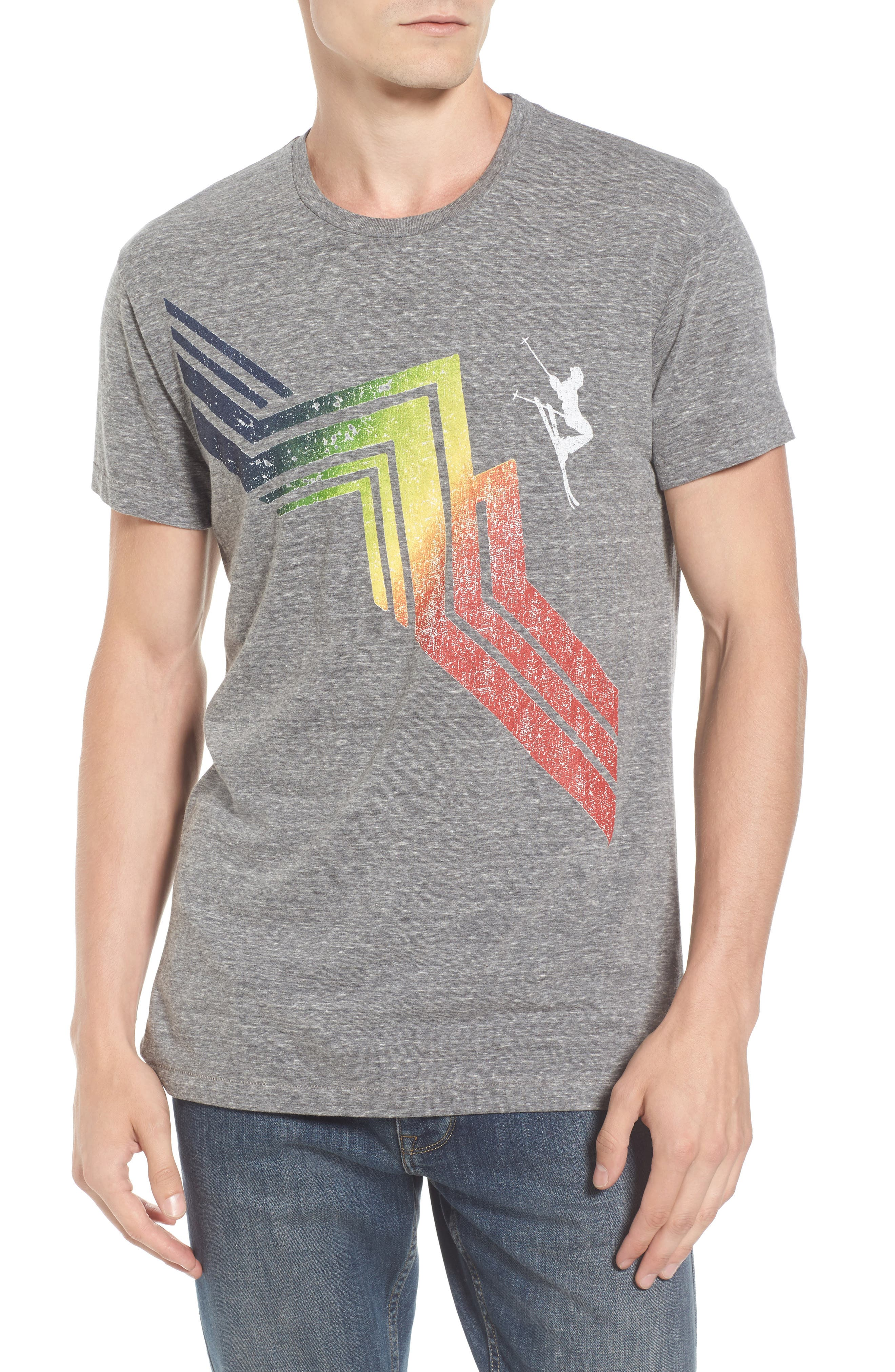 Alternate Image 1 Selected - Sol Angeles Cascade Crew T-Shirt