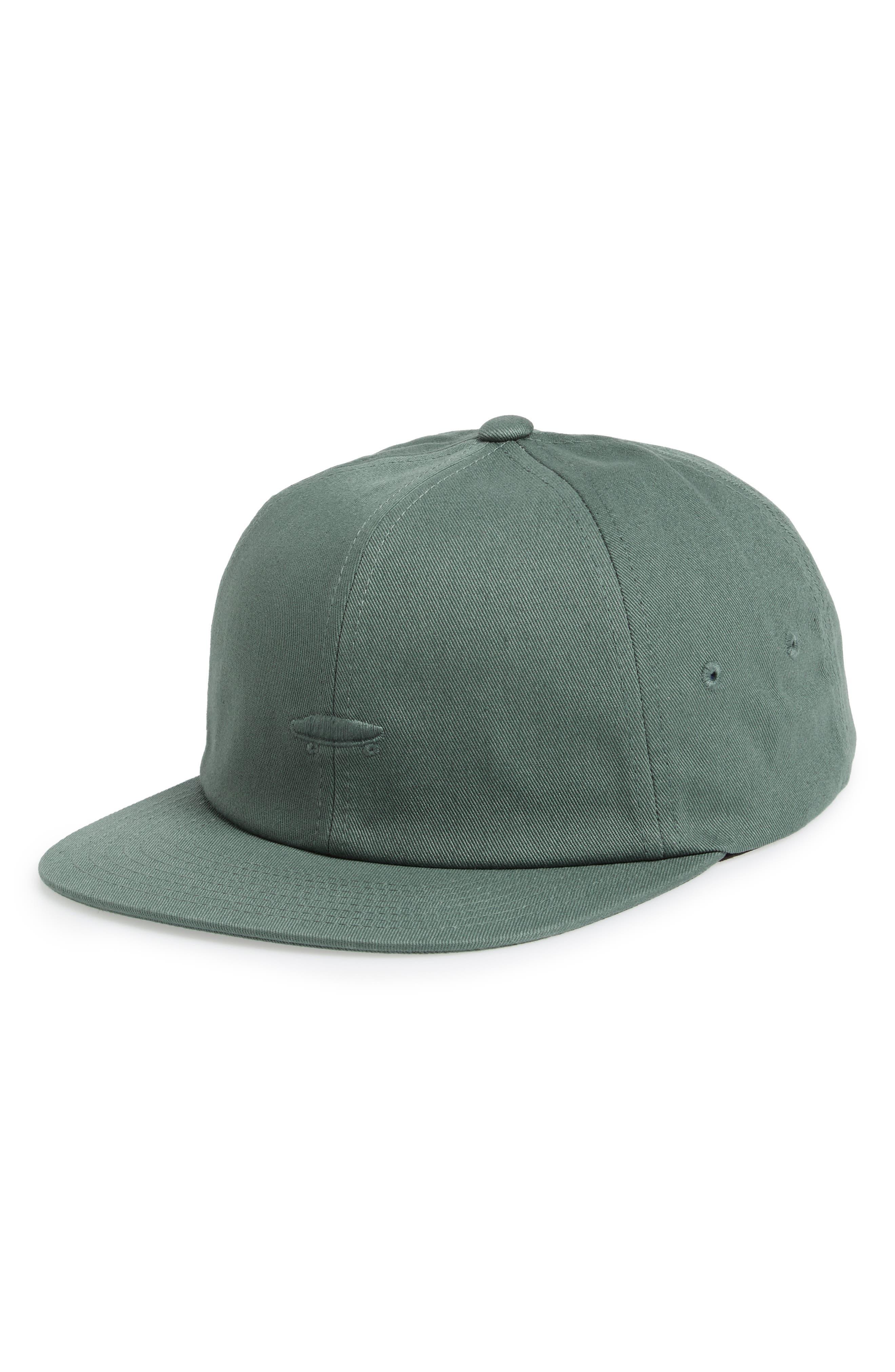 Vans SALTON II BALL CAP - GREEN