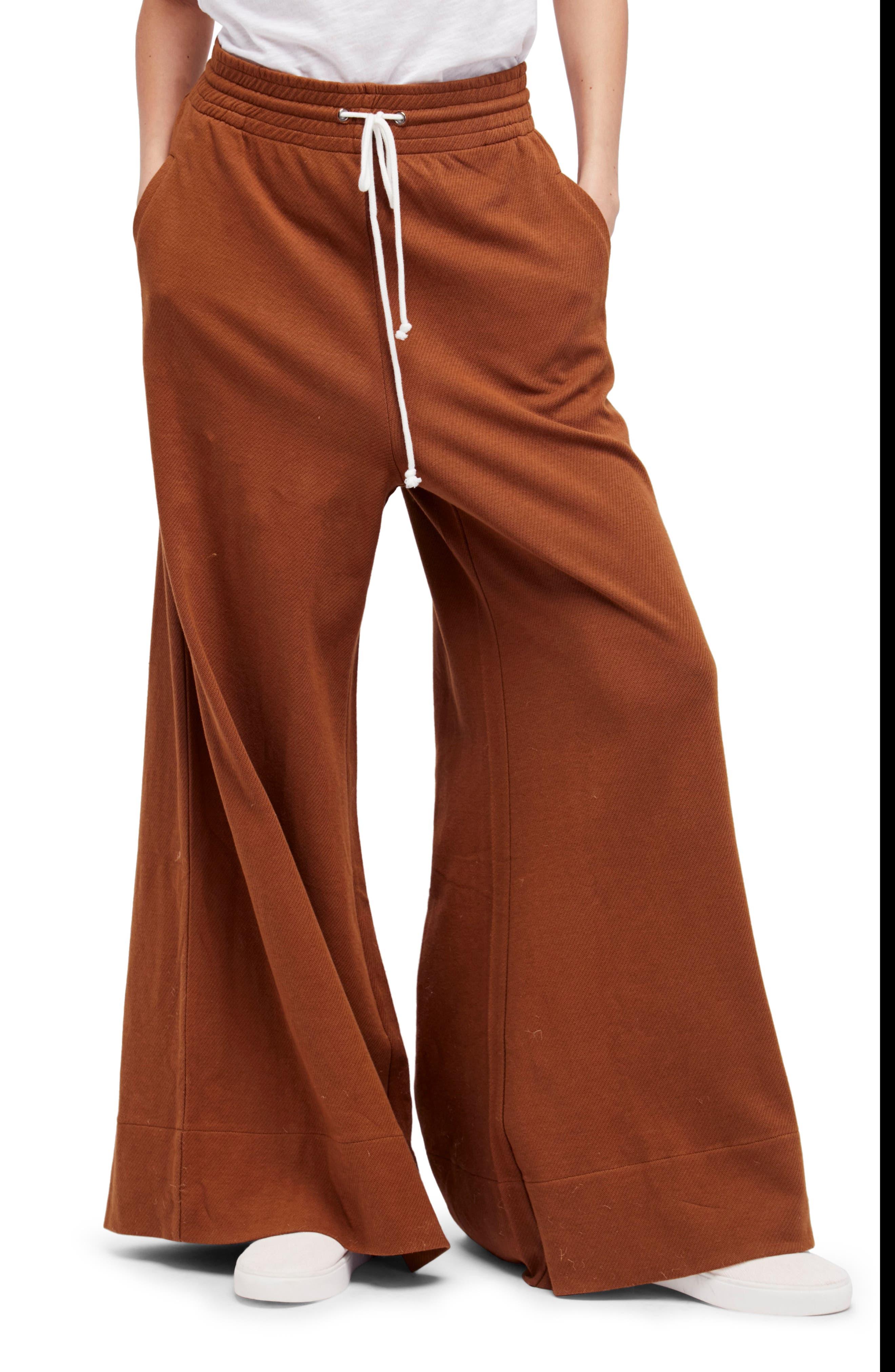 Alternate Image 3  - Free People Strangelove Flare Sweatpants