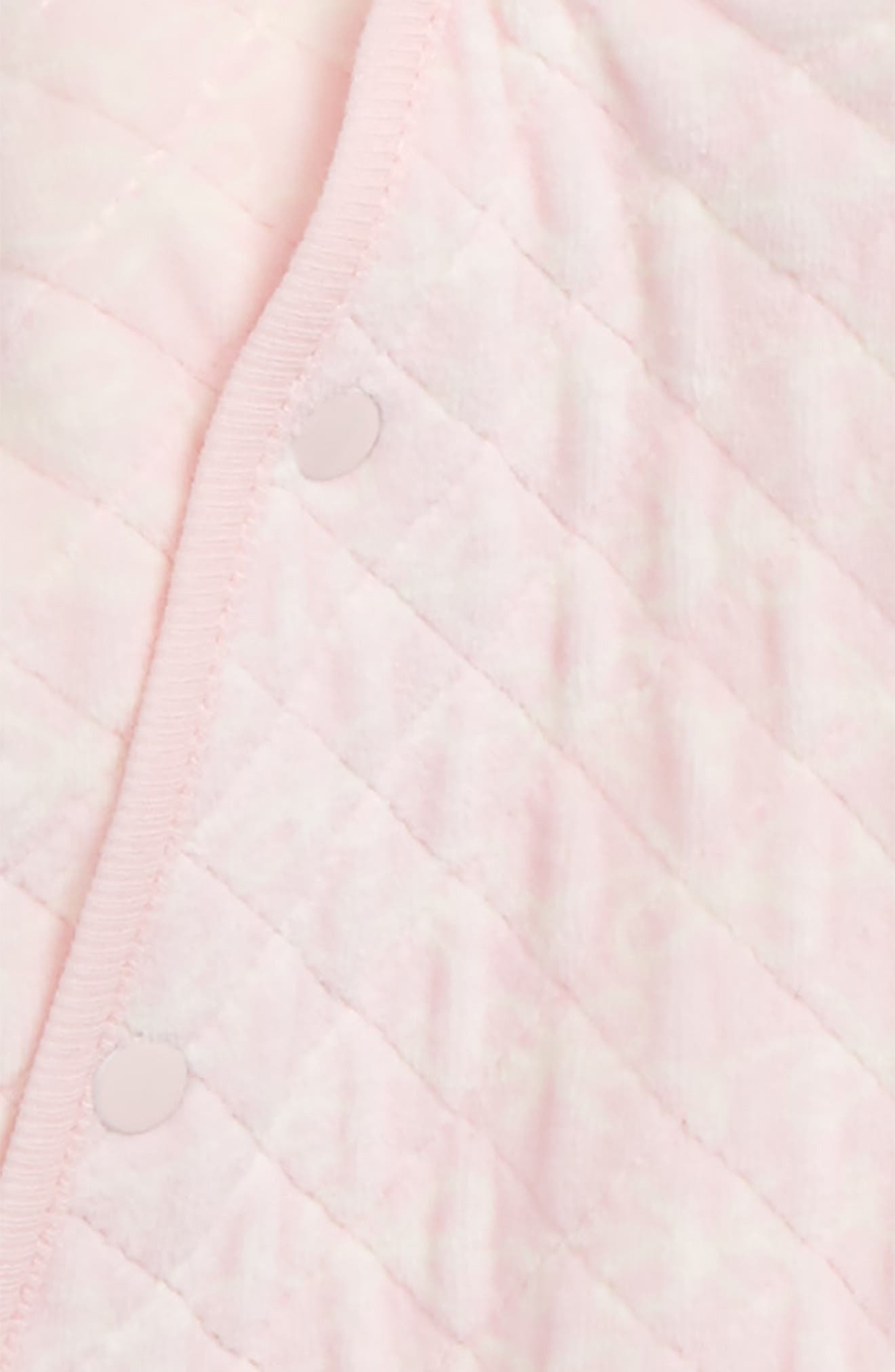 Print Bunting,                             Alternate thumbnail 2, color,                             Pink Baby Bows