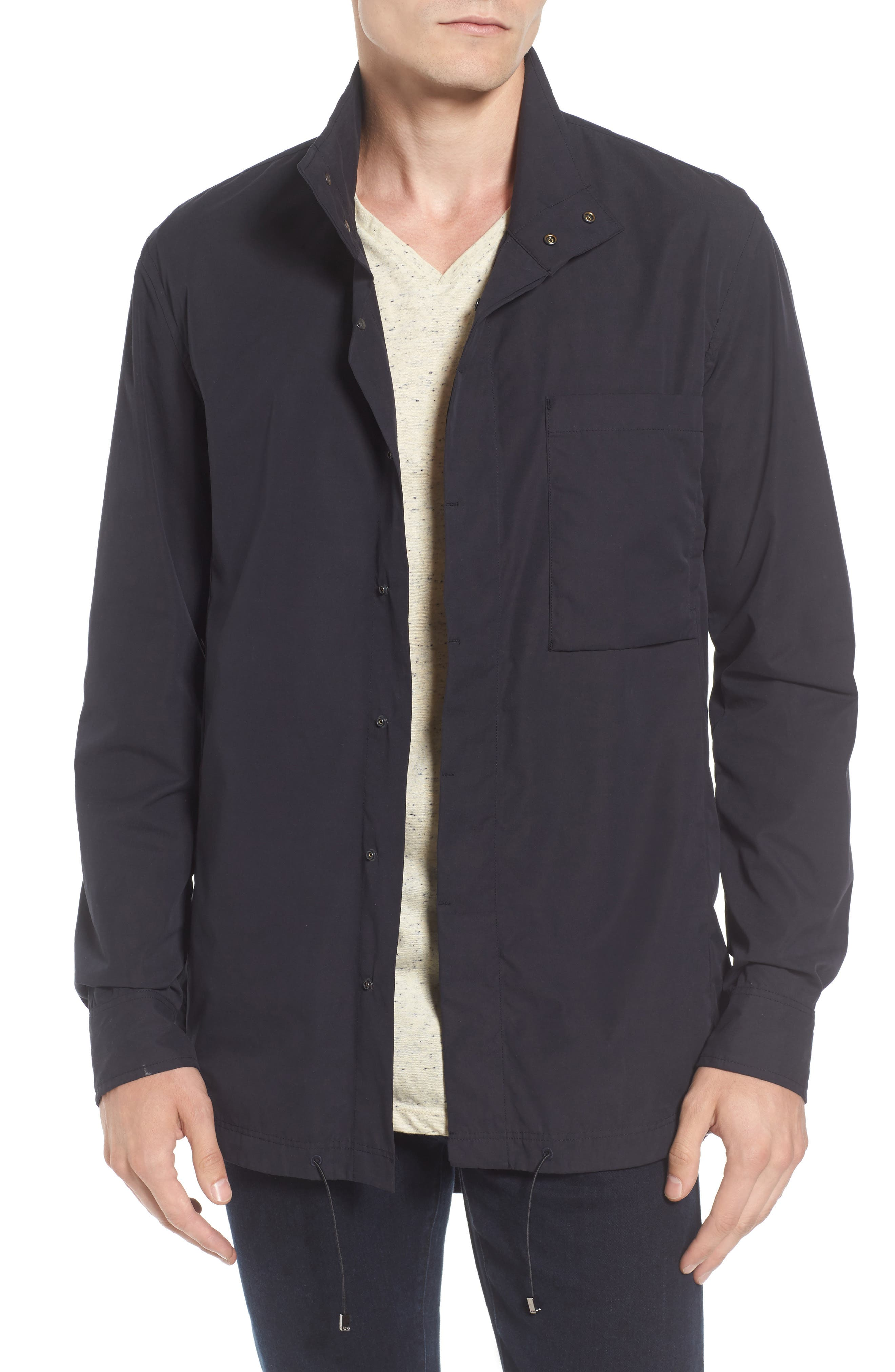 Jacket,                         Main,                         color, Midnight