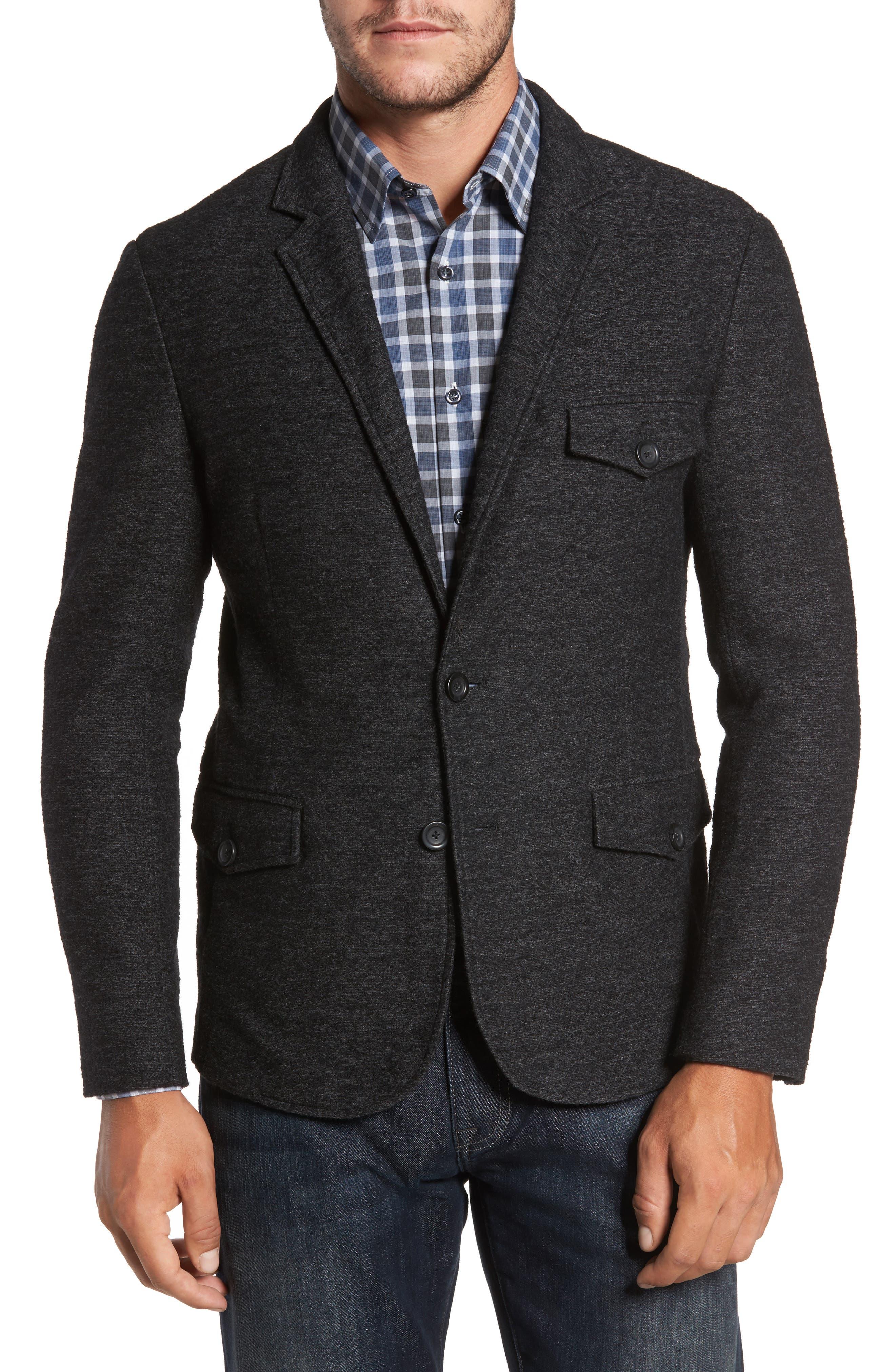 Robert Barakett Gramercy Knit Jacket
