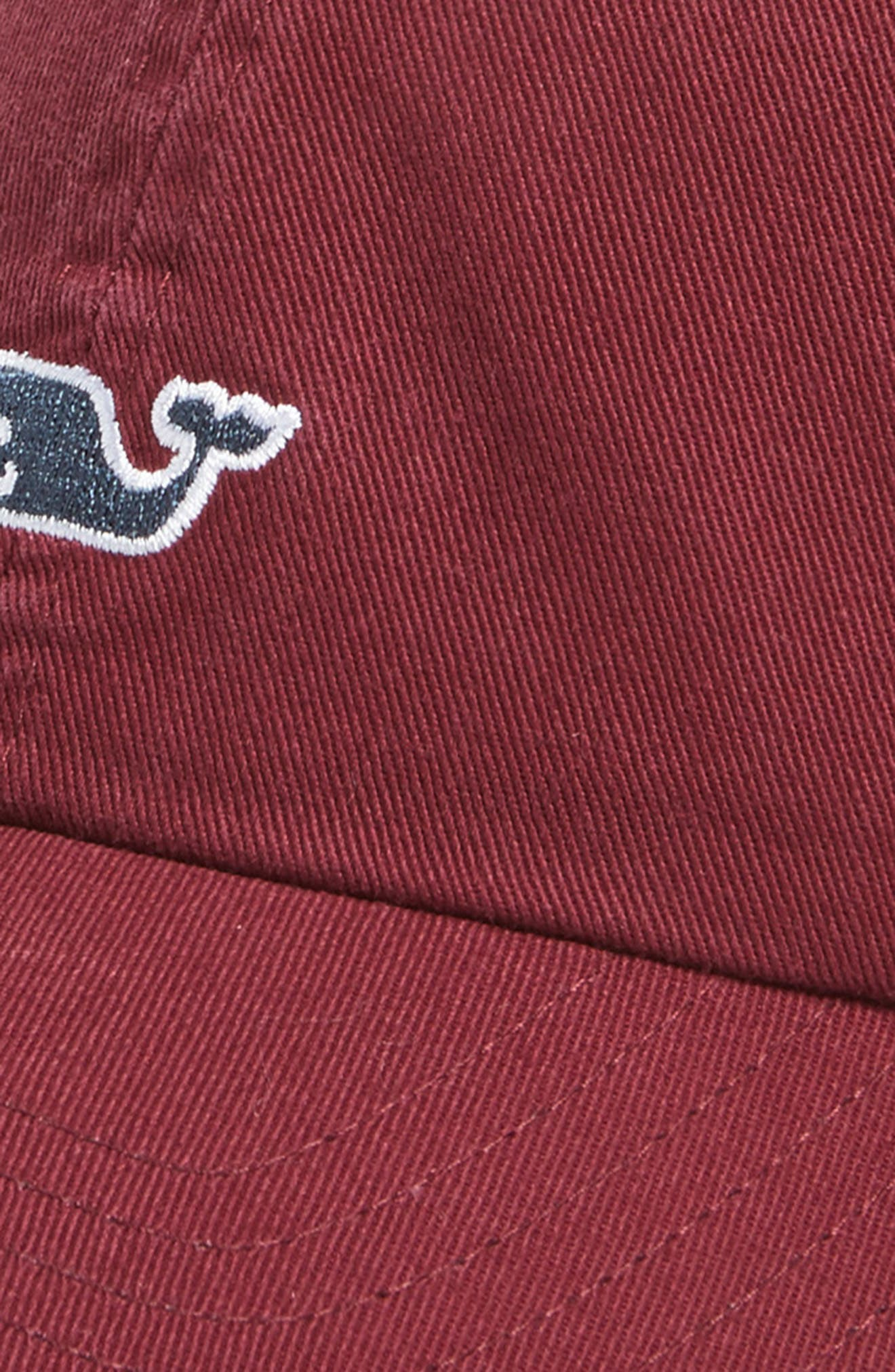 Alternate Image 3  - vineyard vines Whale Logo Cap