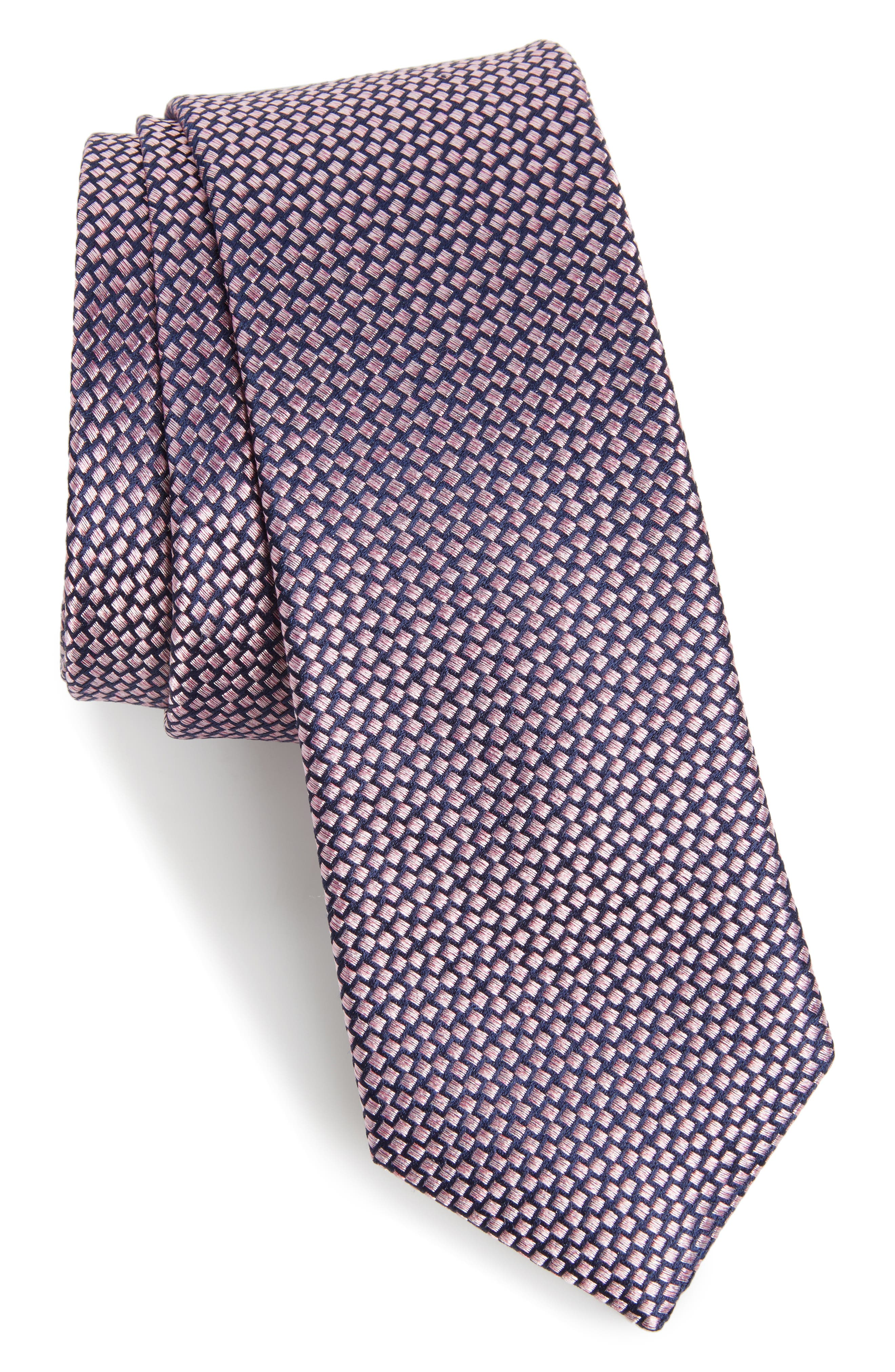 Alternate Image 1 Selected - Calibrate Talley Abstract Silk Tie