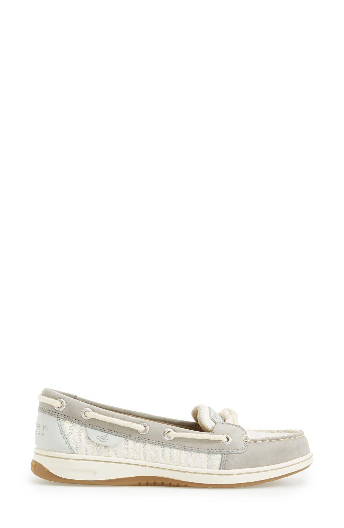 Alternate Image 5  - Sperry 'Cherubfish - Mariner Stripe' Boat Shoe (Women)