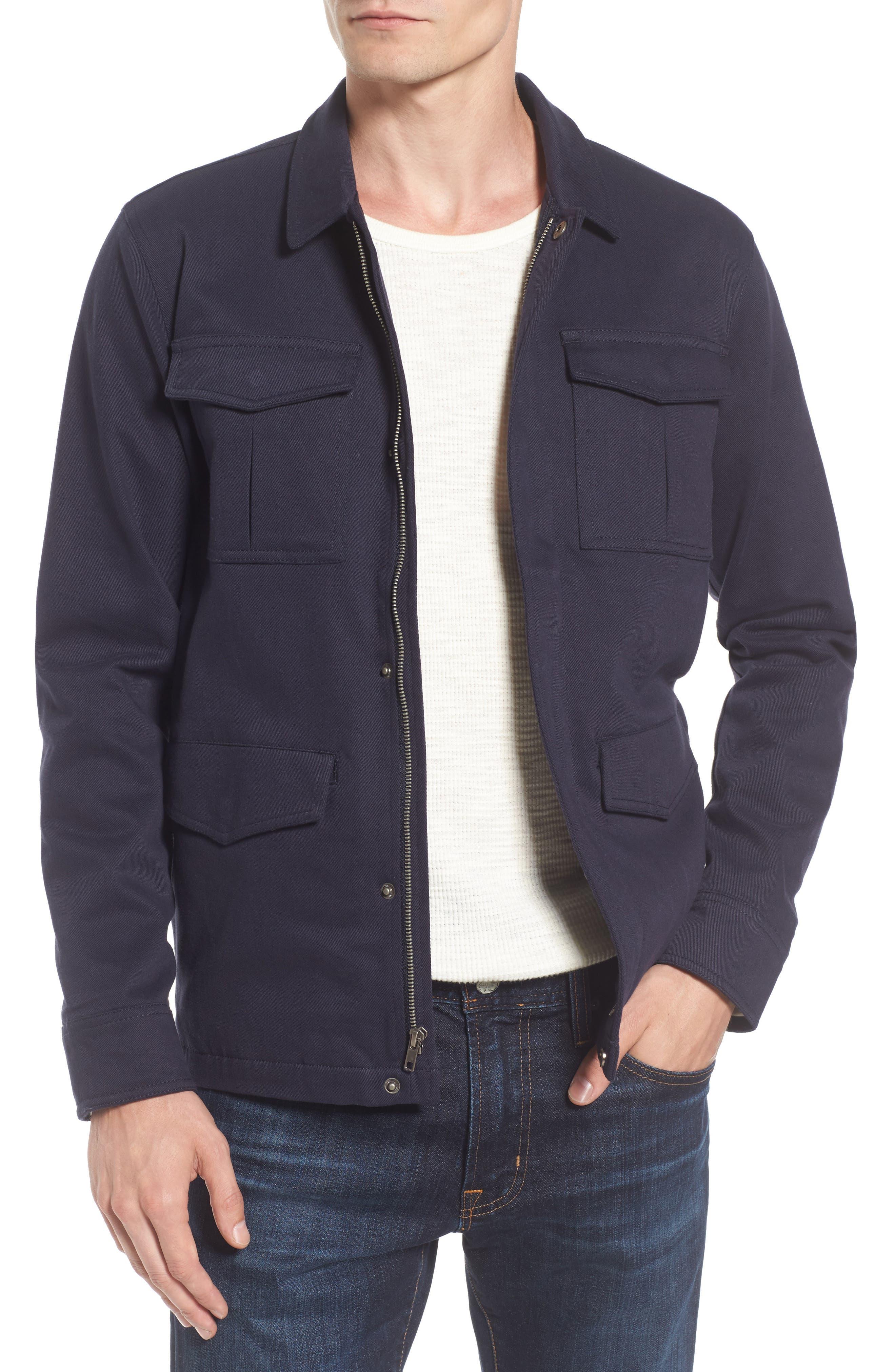 Tunellus 4-Pocket Jacket