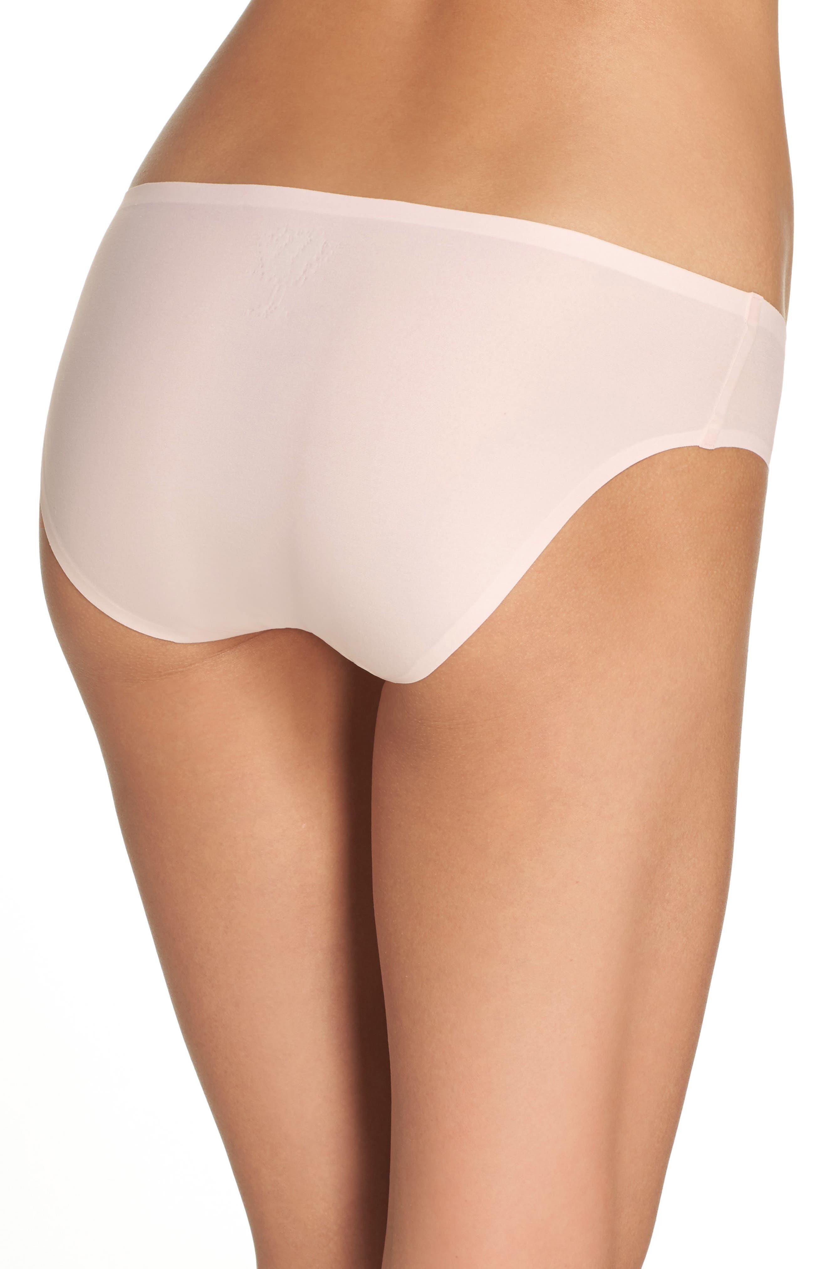 Alternate Image 2  - Chantelle Intimates Soft Stretch Seamless Bikini (3 for $45)