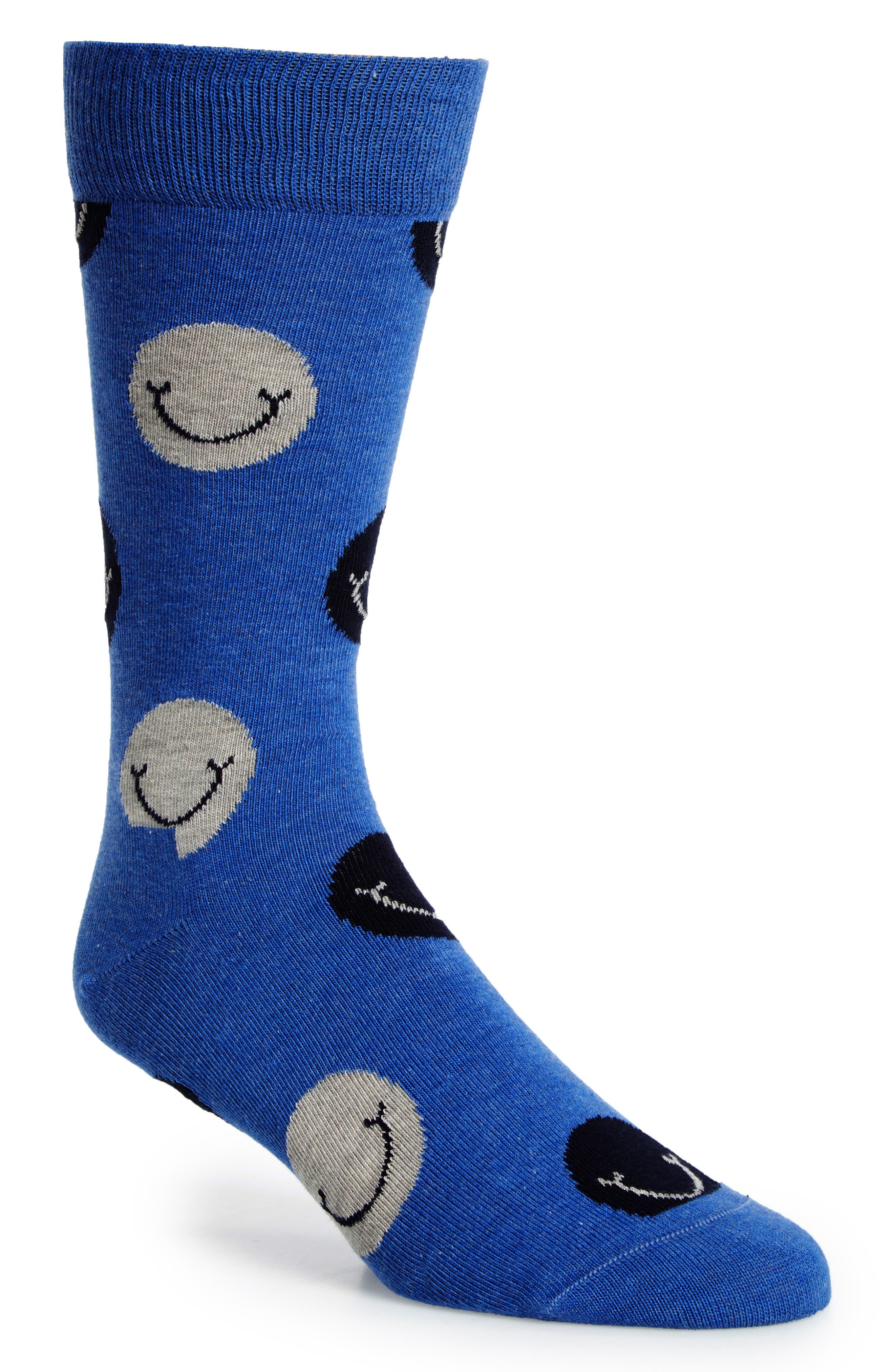 Happy Socks Smile Socks (3 for $30)
