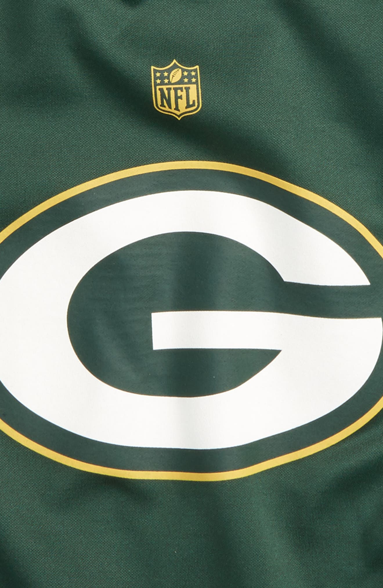 NFL Green Bay Packers Hoodie,                             Alternate thumbnail 2, color,                             Hunter