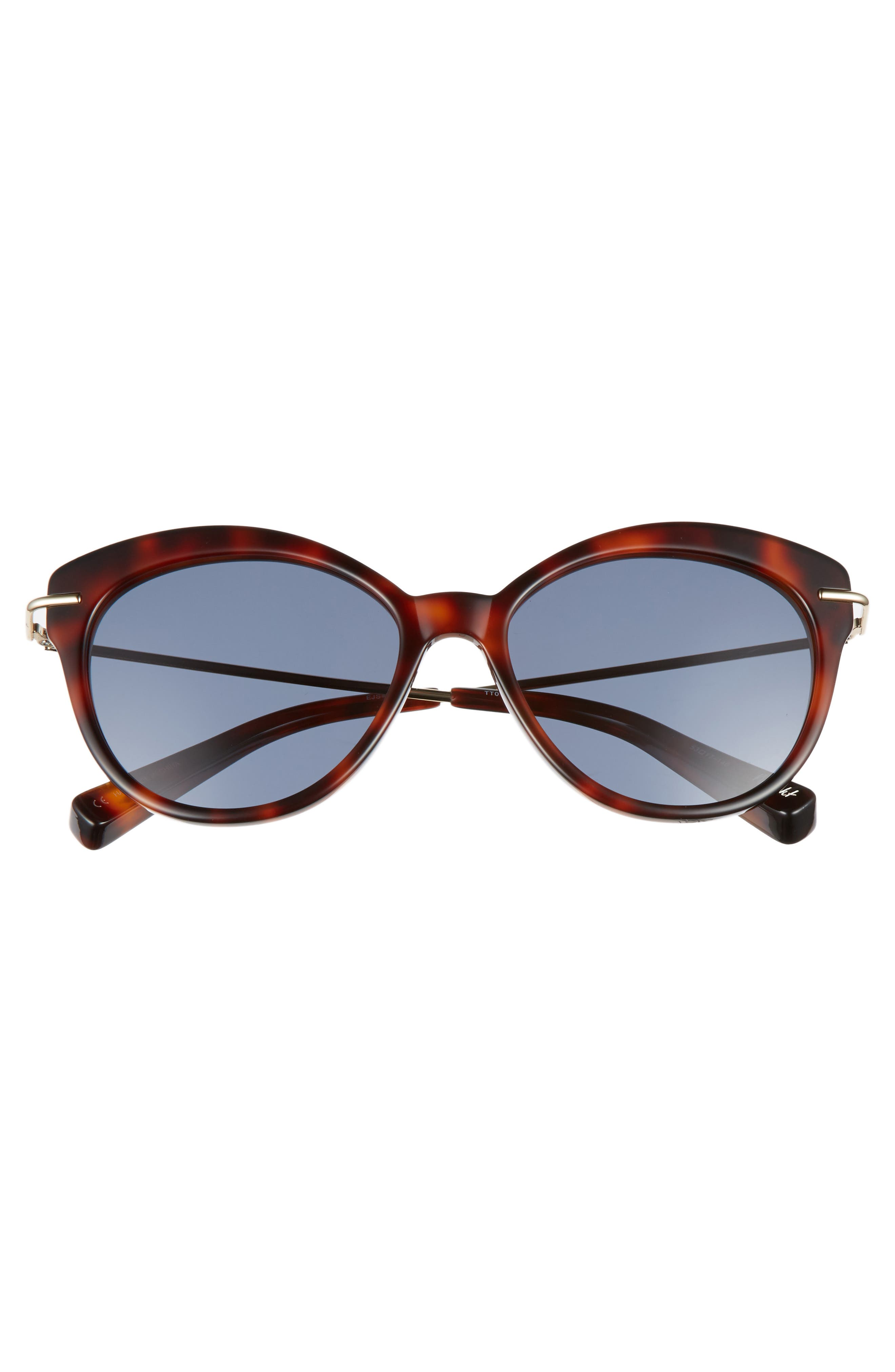 Alternate Image 2  - Elizabeth and James Wright 53mm Cat Eye Sunglasses