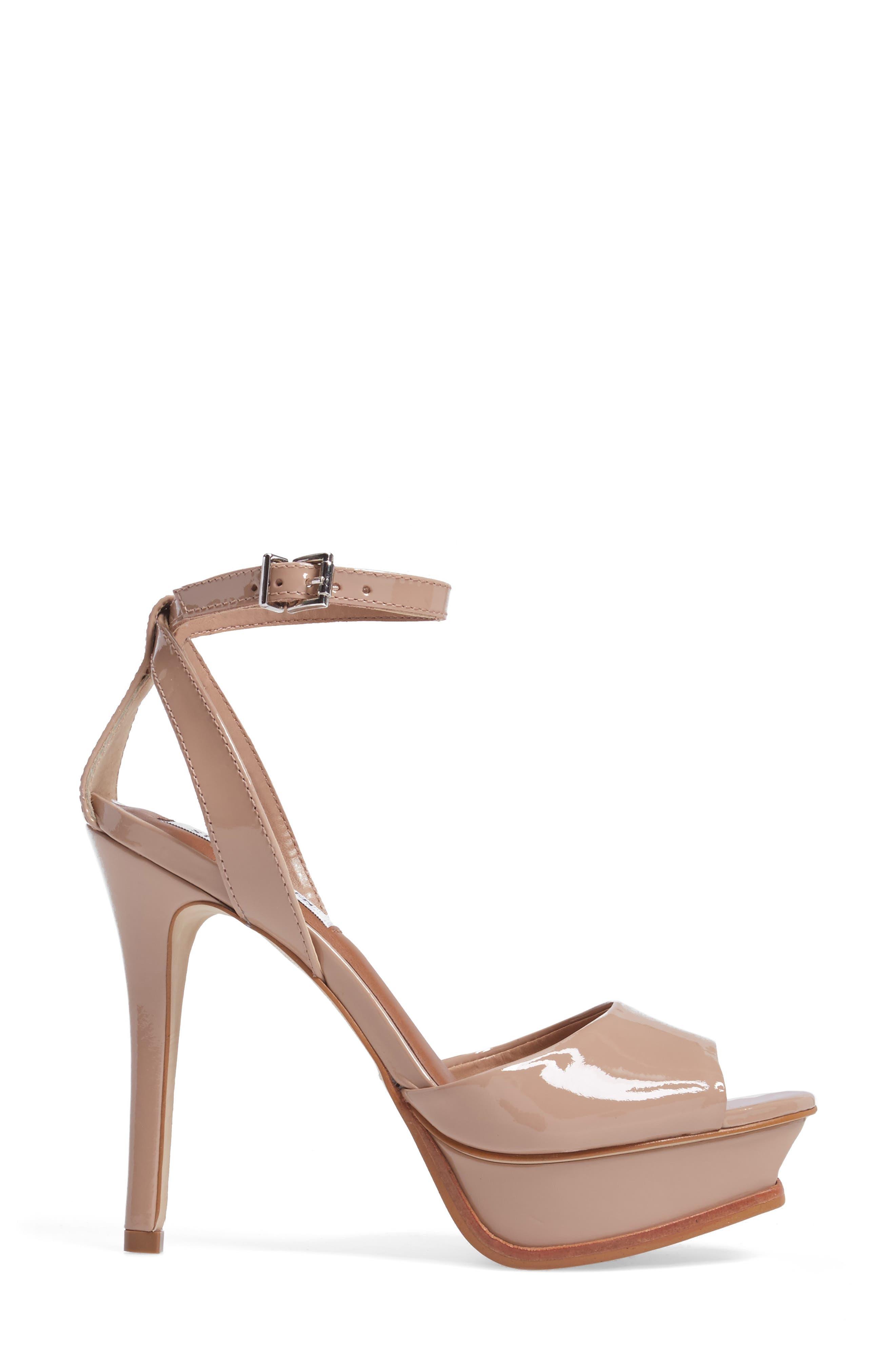 Alternate Image 3  - Steve Madden Karmina Platform Sandal (Women)