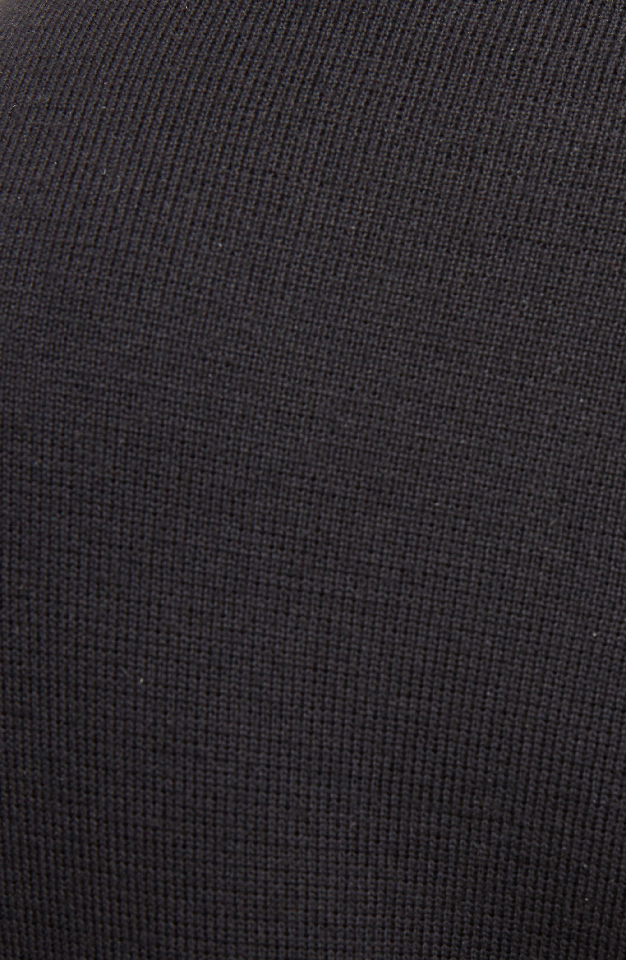 Alternate Image 5  - Rick Owens Subhuman Merino Wool Convertible Sweater