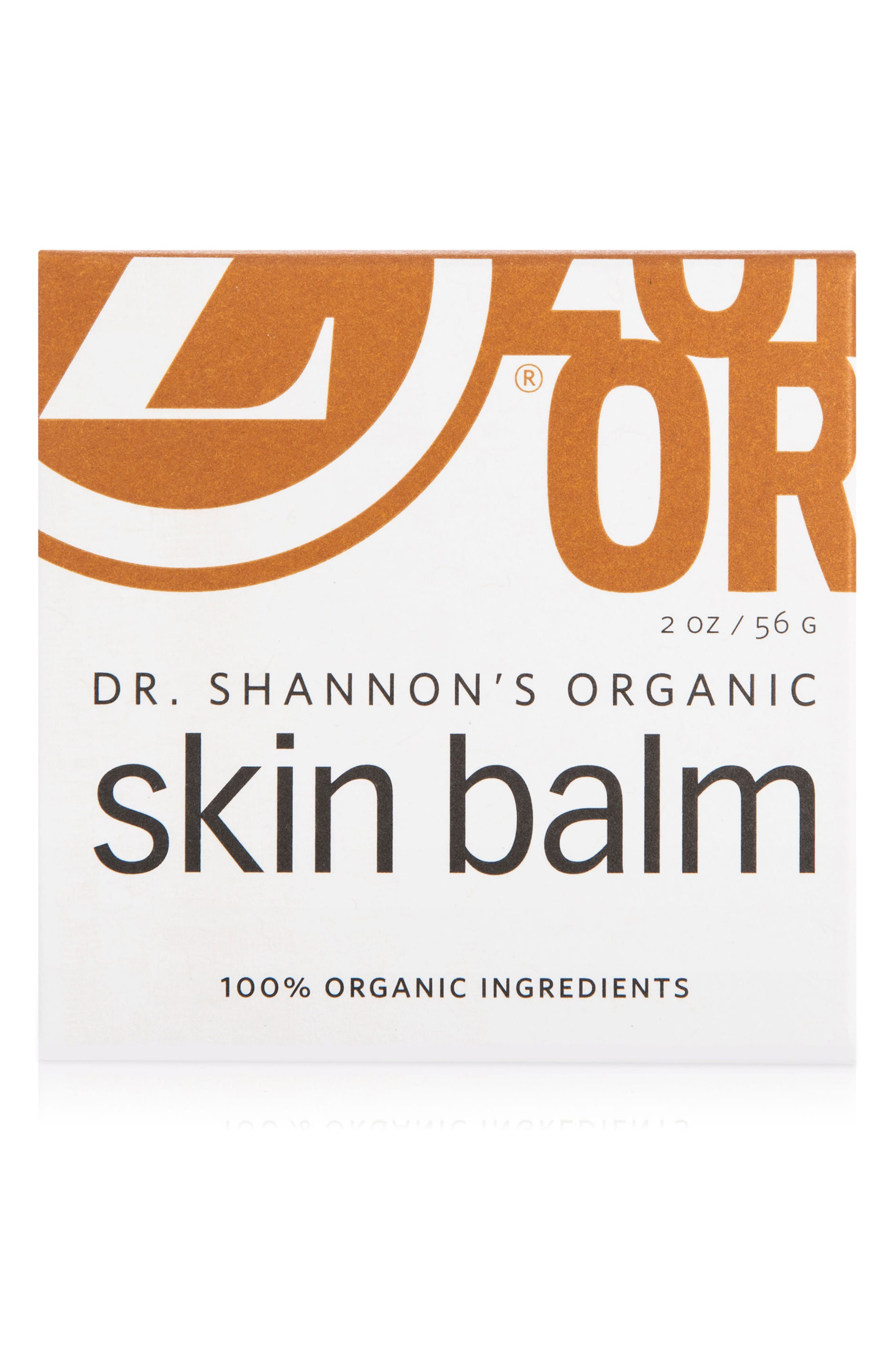 Dr. Shannon's Organic Skin Balm,                             Alternate thumbnail 2, color,                             White