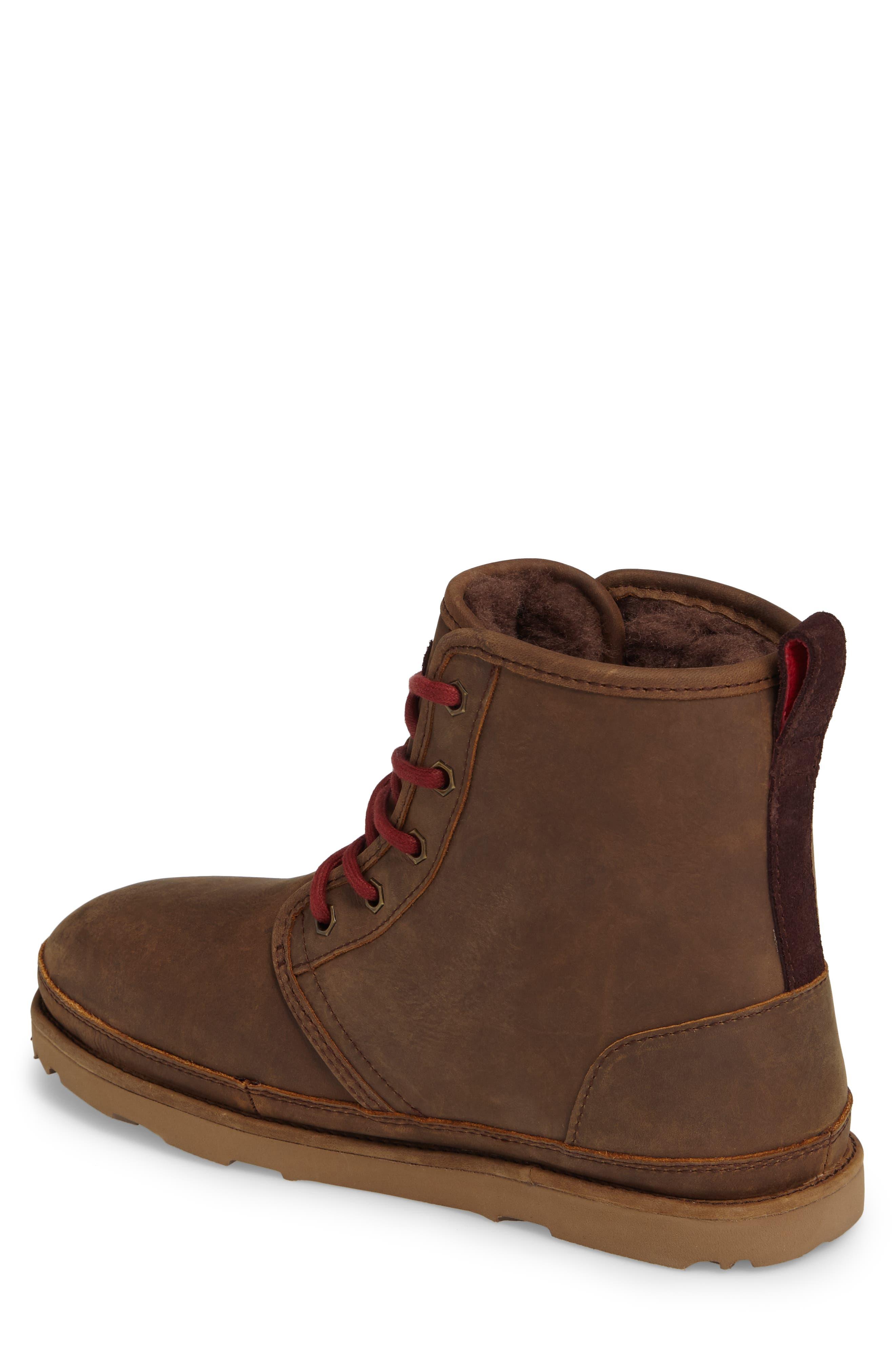 Alternate Image 2  - UGG® Harkley Plain Toe Boot (Men)