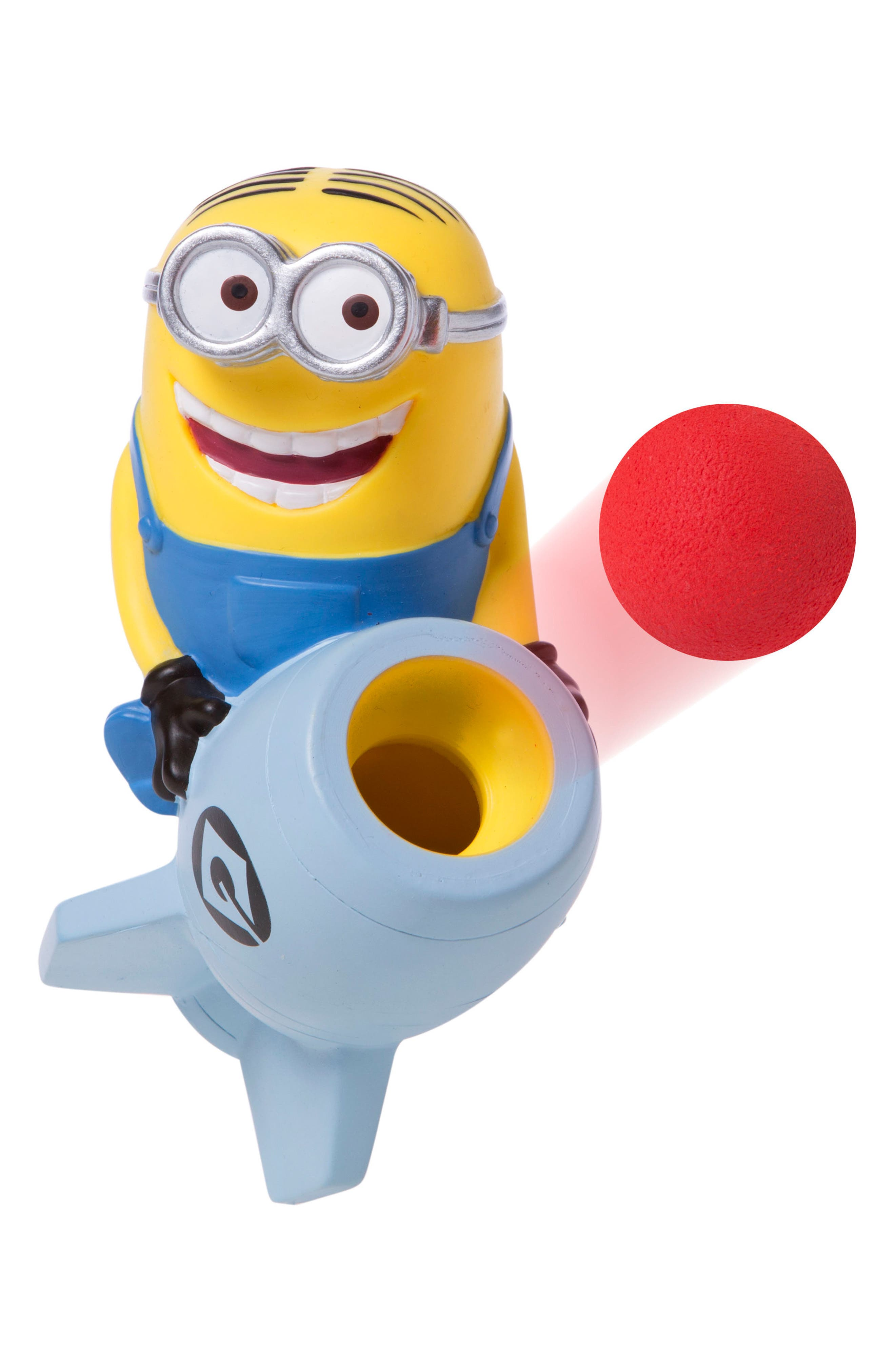 Dave Minion Popper Toy,                         Main,                         color, Yellow