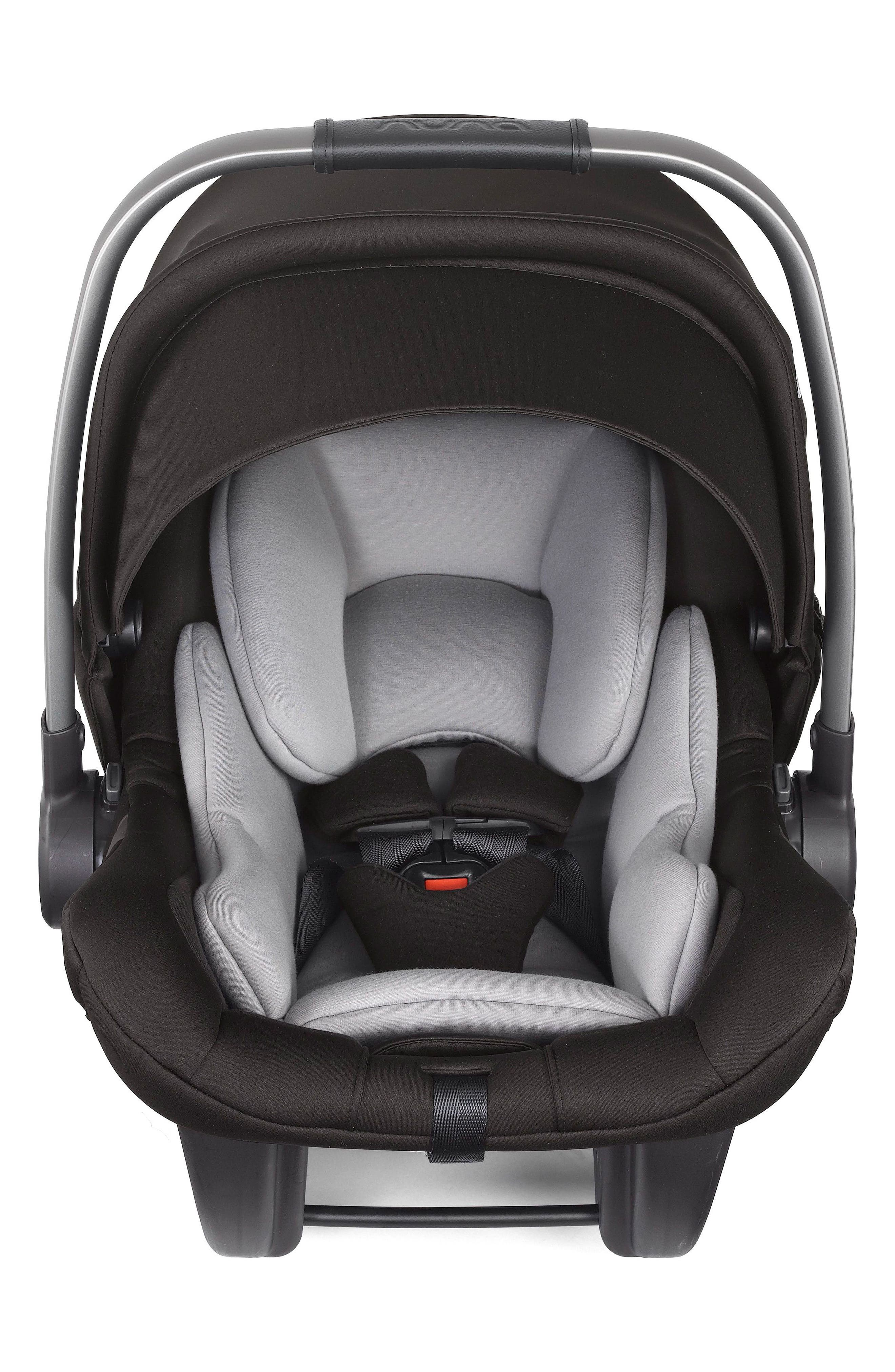 2017 PIPA<sup>™</sup> Lite LX Infant Car Seat & Base,                             Main thumbnail 1, color,                             Caviar