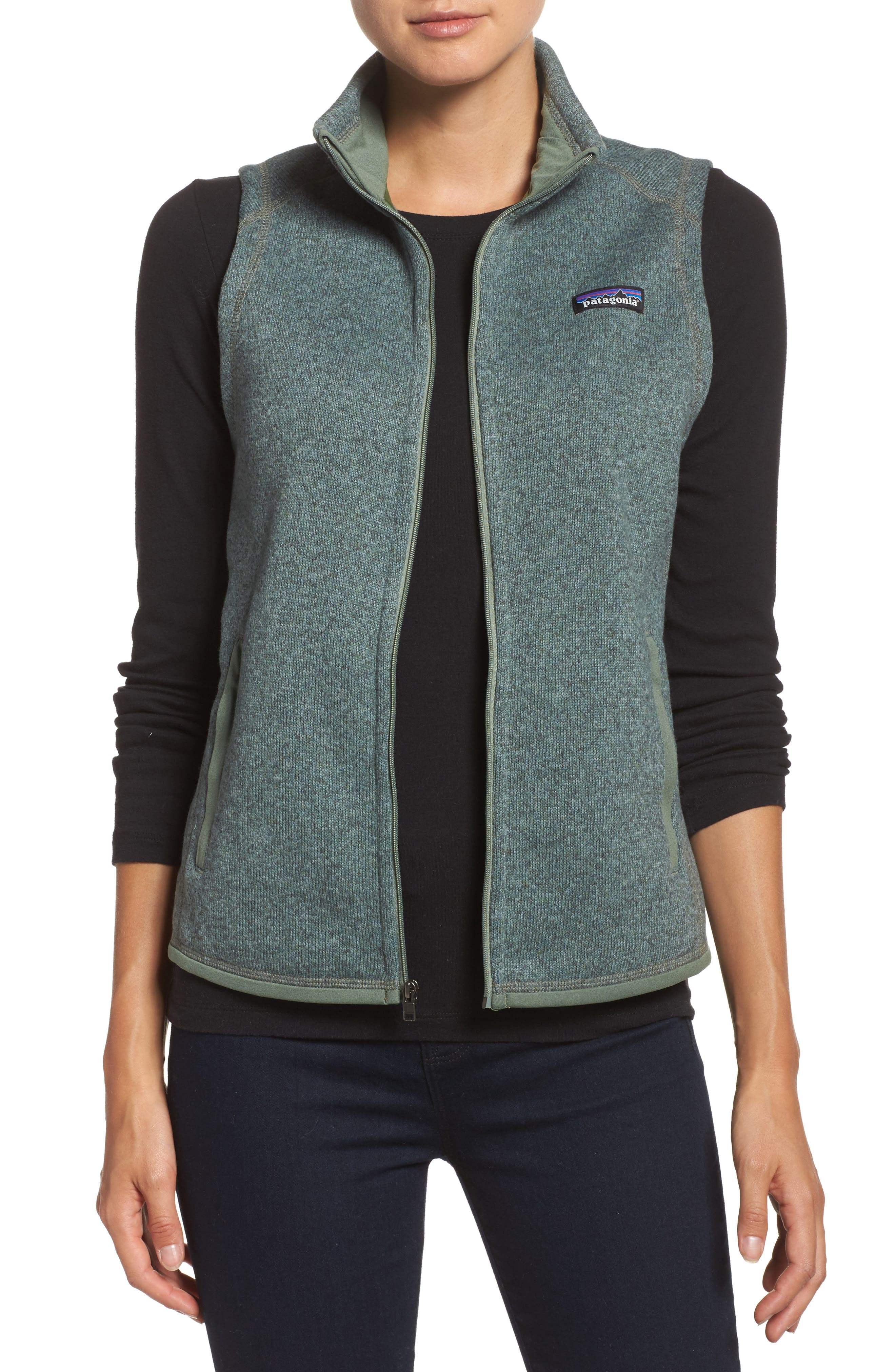 Main Image - Patagonia Better Sweater Vest