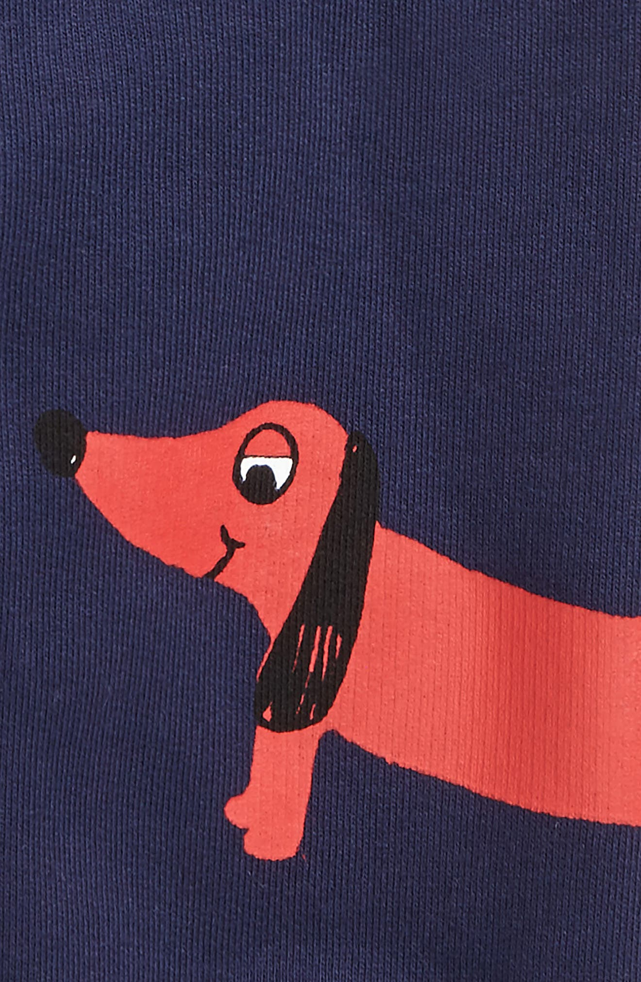 Dog Sweatpants,                             Alternate thumbnail 3, color,                             Navy