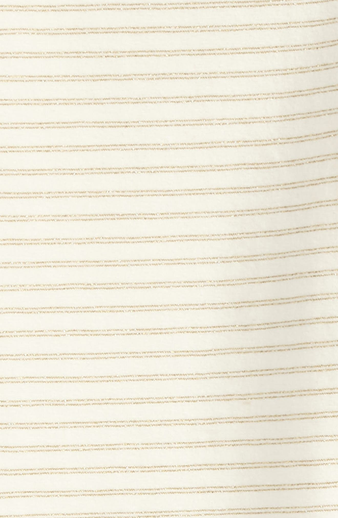 Alternate Image 2  - Tea Collection Sparkle Stripe Leggings (Toddler Girls, Little Girls & Big Girls)
