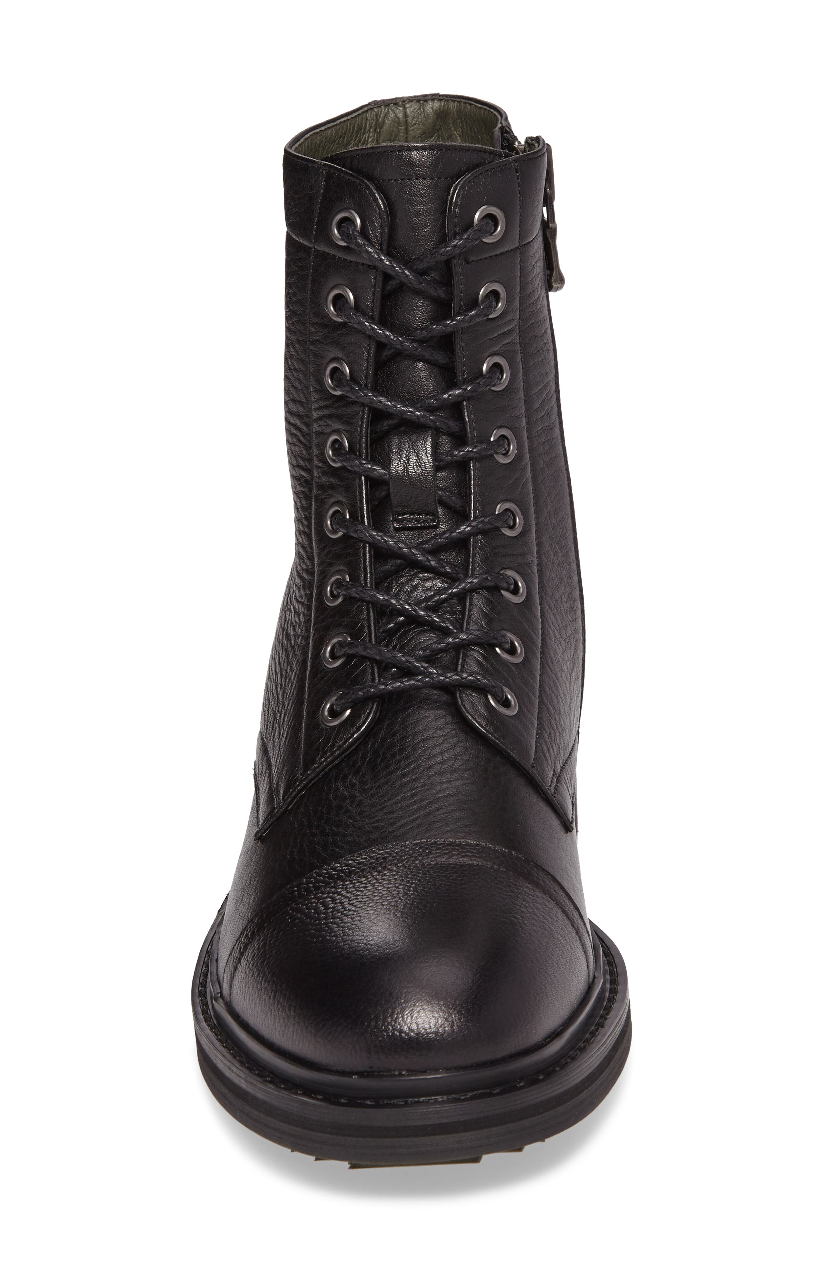 Alternate Image 4  - John Varvatos Star USA Cooper Cap Toe Boot (Men)