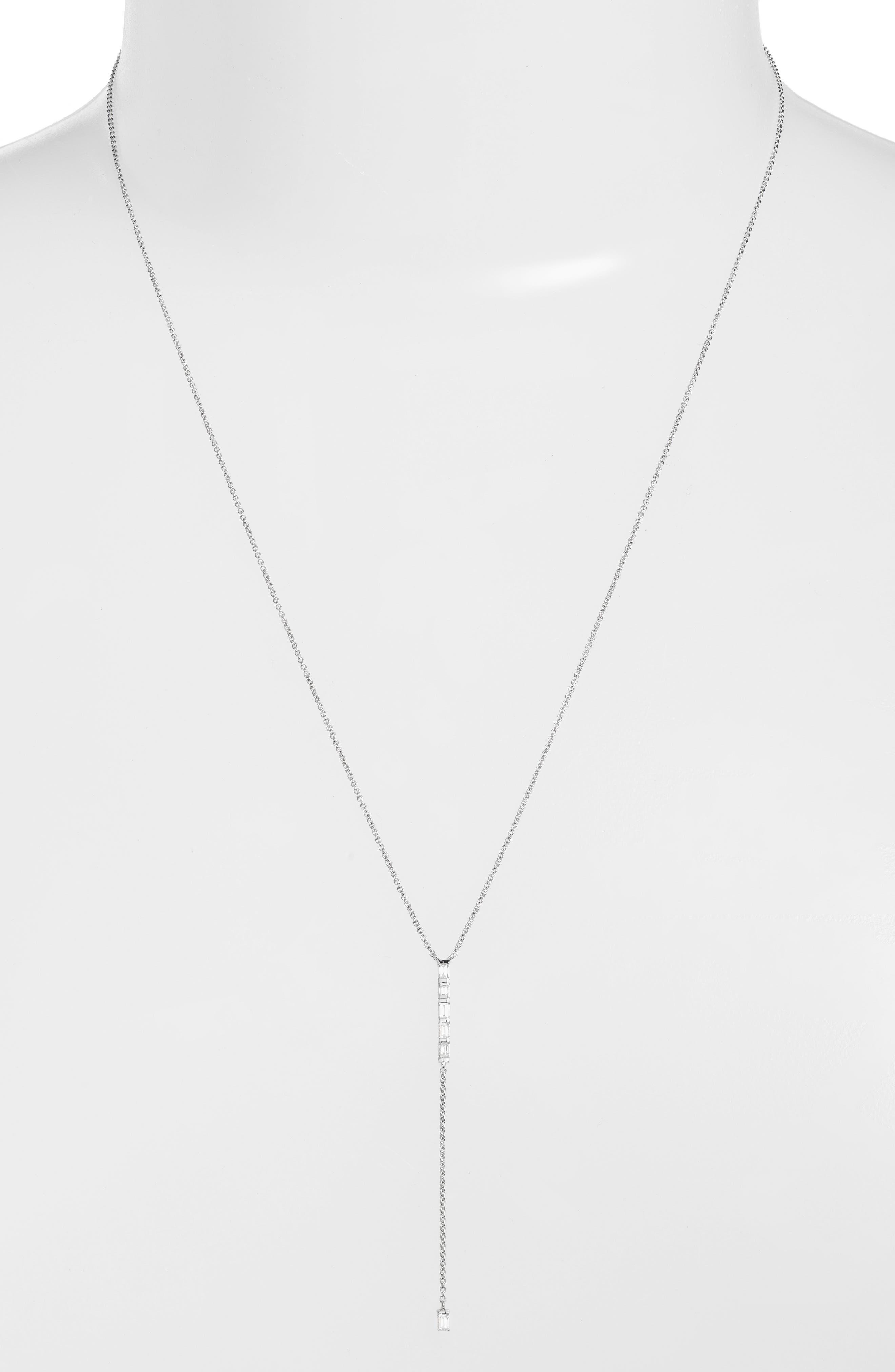 Dana Rebecca Designs Sadie Diamond Y-Necklace