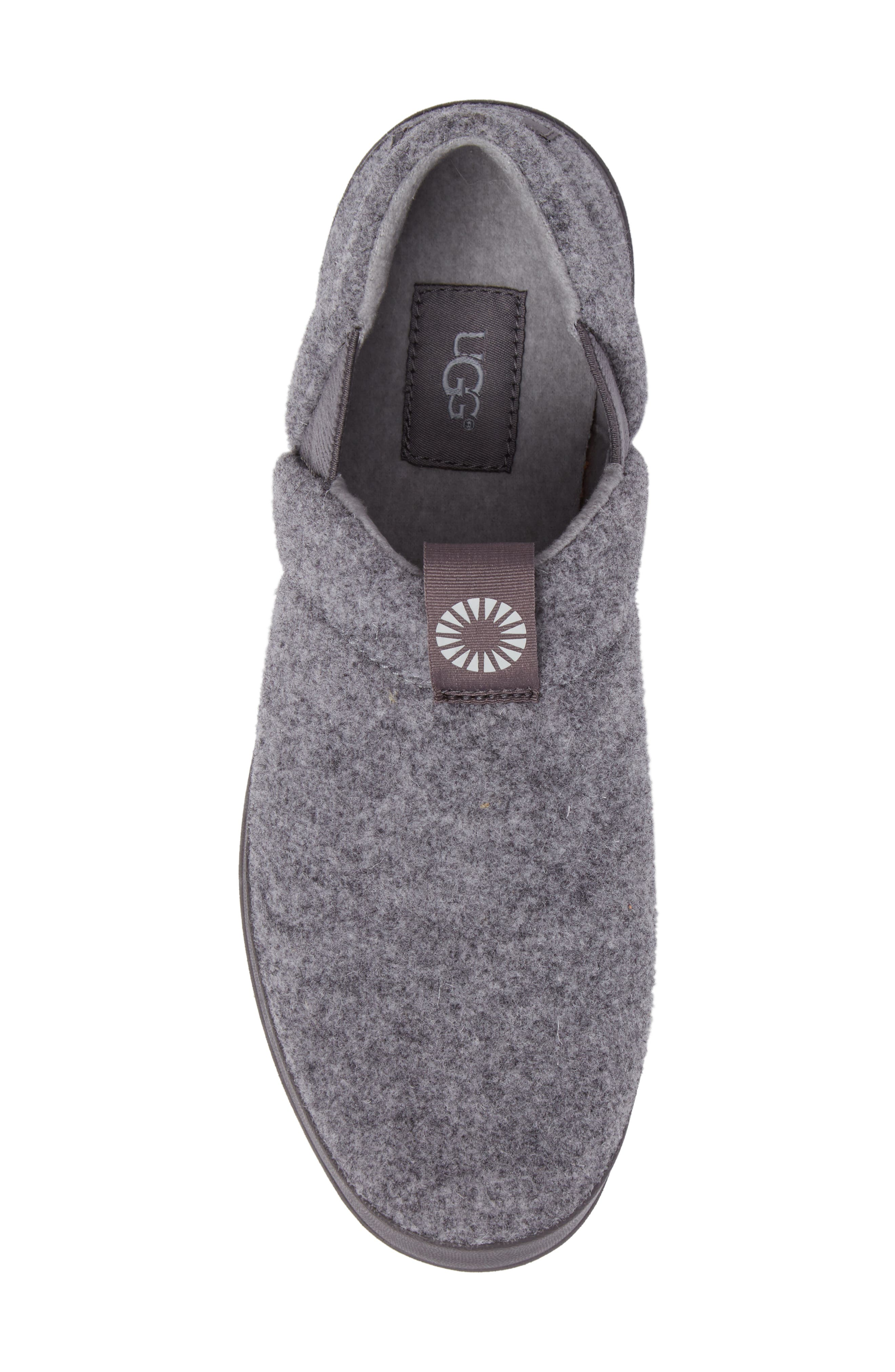 Hanz Slip-On,                             Alternate thumbnail 5, color,                             Metal