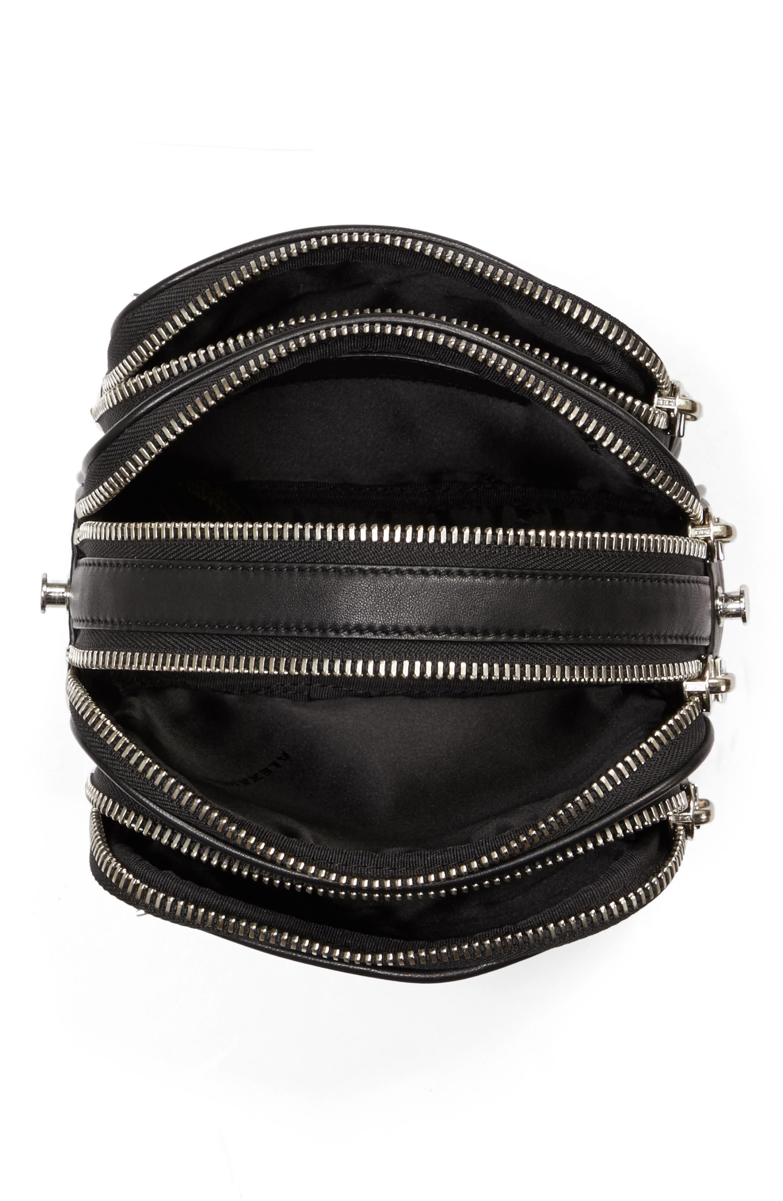 Alternate Image 4  - Alexander Wang Large Attica Leather Crossbody Bag