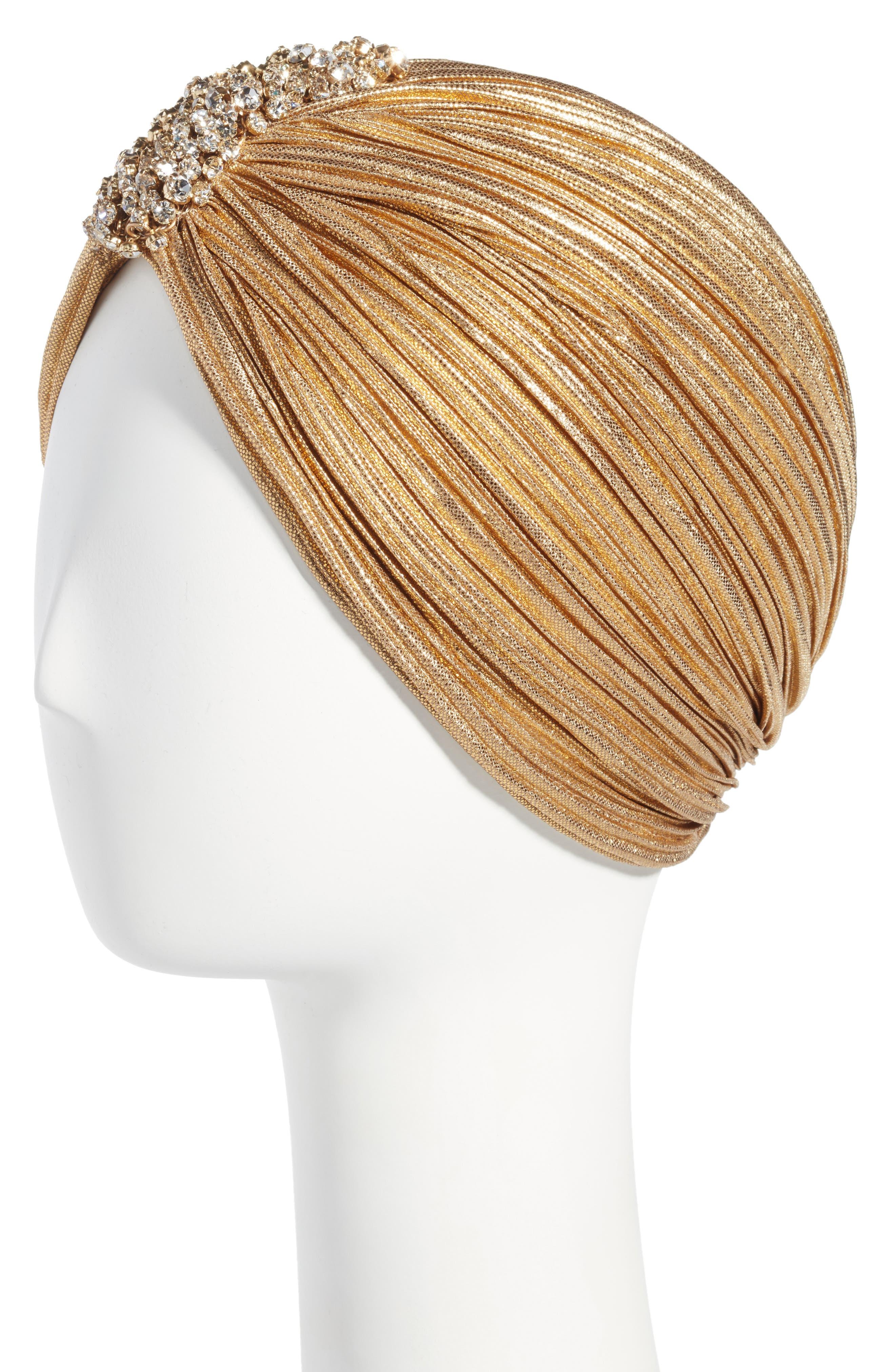 Alternate Image 2  - Tasha Crystal Turban