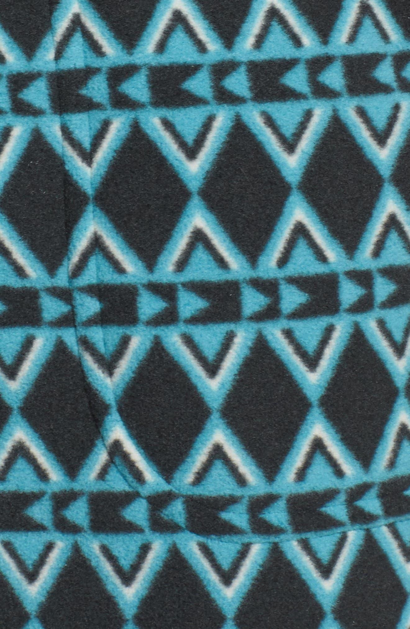 Alternate Image 5  - Patagonia Snap-T Fleece Pants