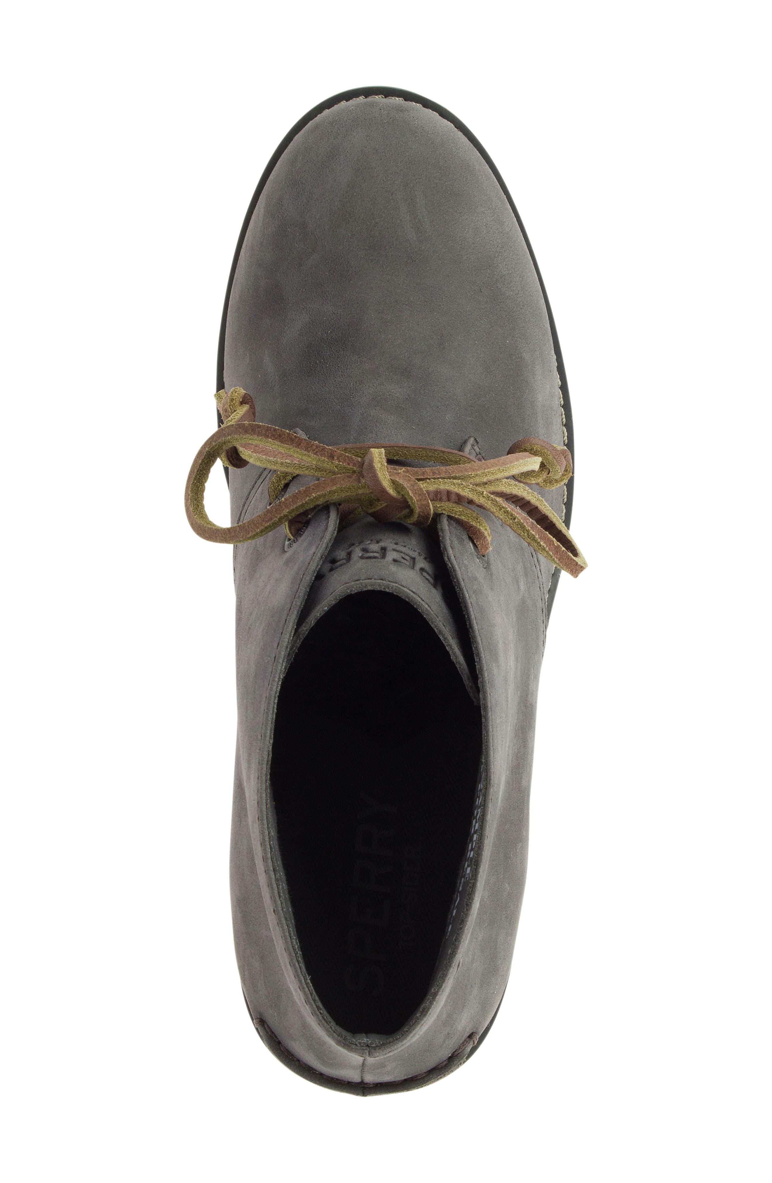 Alternate Image 5  - Sperry Celeste Lace-Up Bootie (Women)